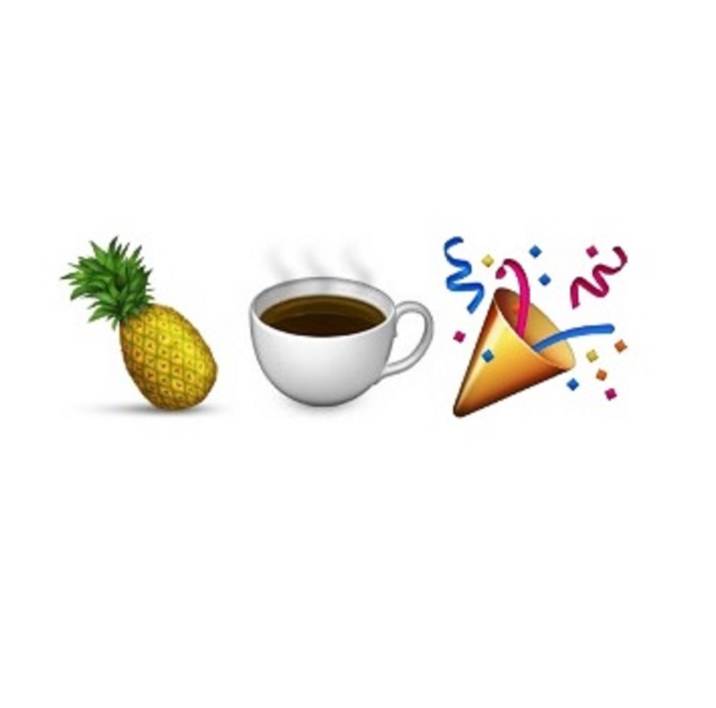 Pineapple Coffee Party
