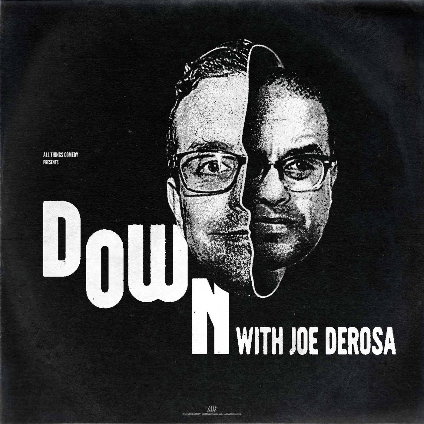 Down with Joe DeRosa