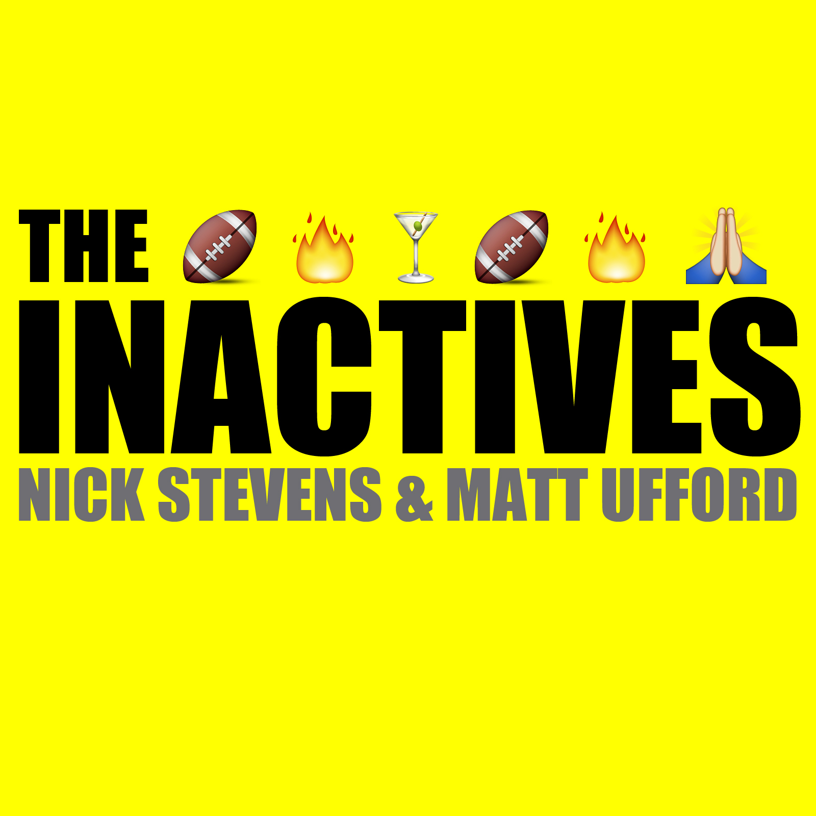 The Inactives NFL Podcast