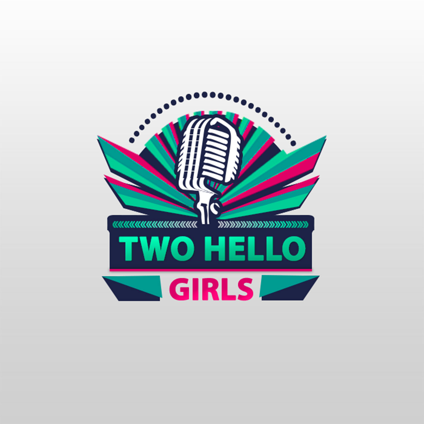 Two Hello Girls
