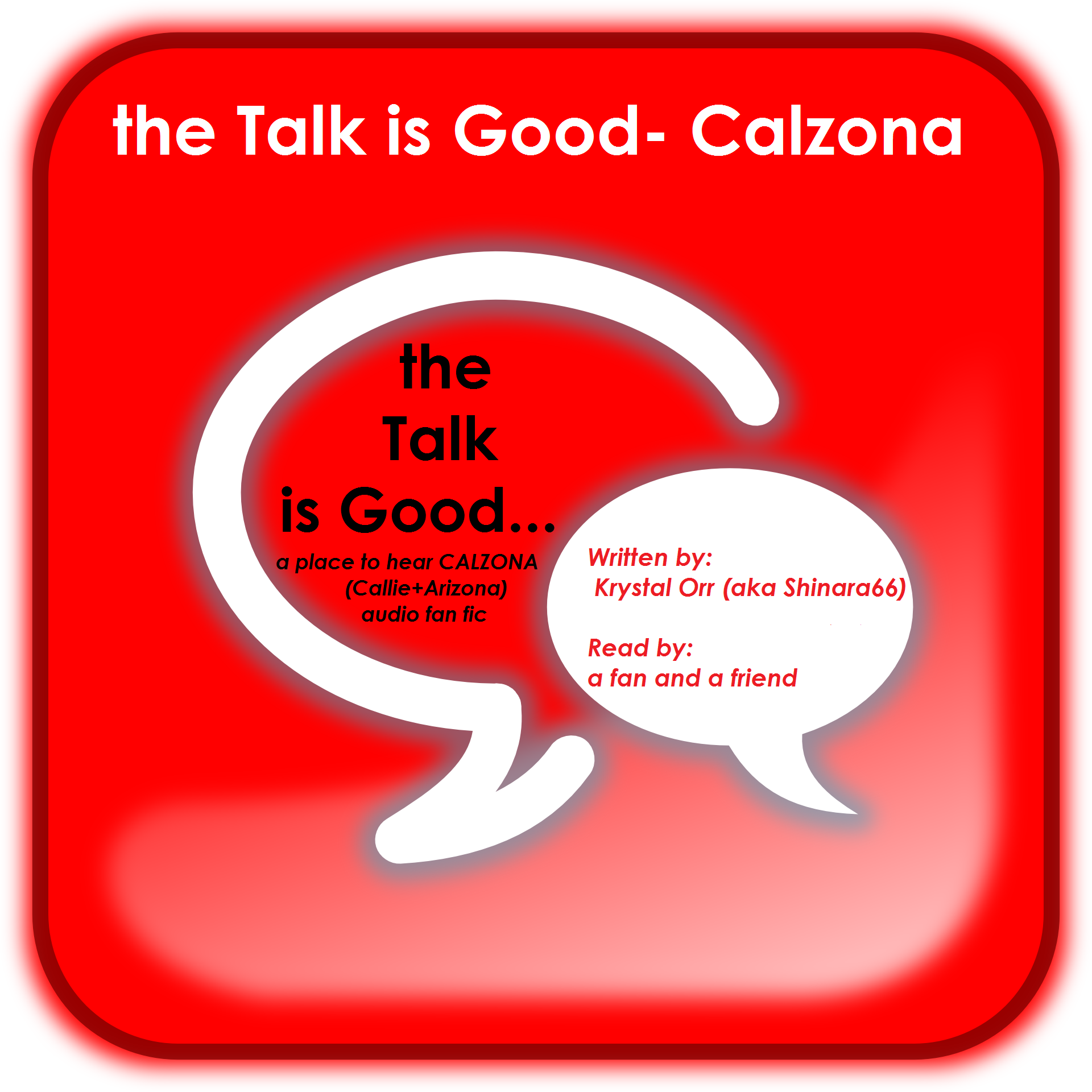the Talk Is Good- Calzona audio fic