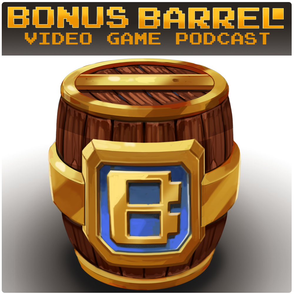 Bonus Barrel - Gaming Pod