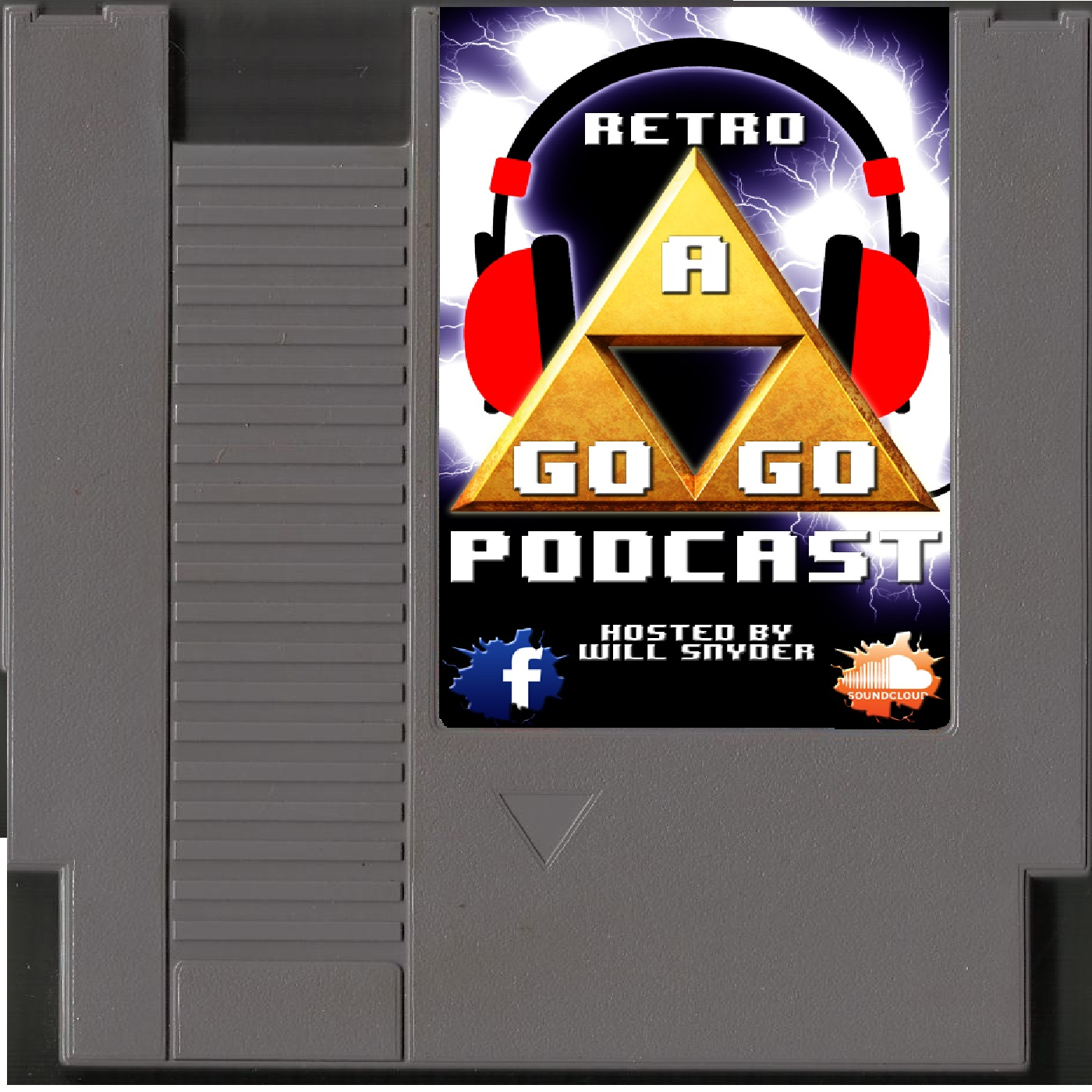 Retro A Go Go Podcast
