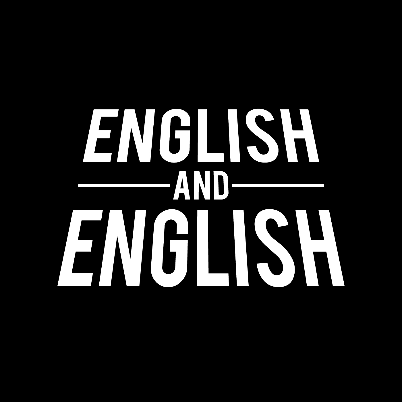 English and English Podcast