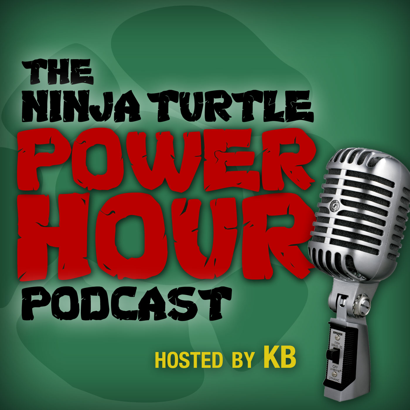 The Ninja Turtle Power Hour!