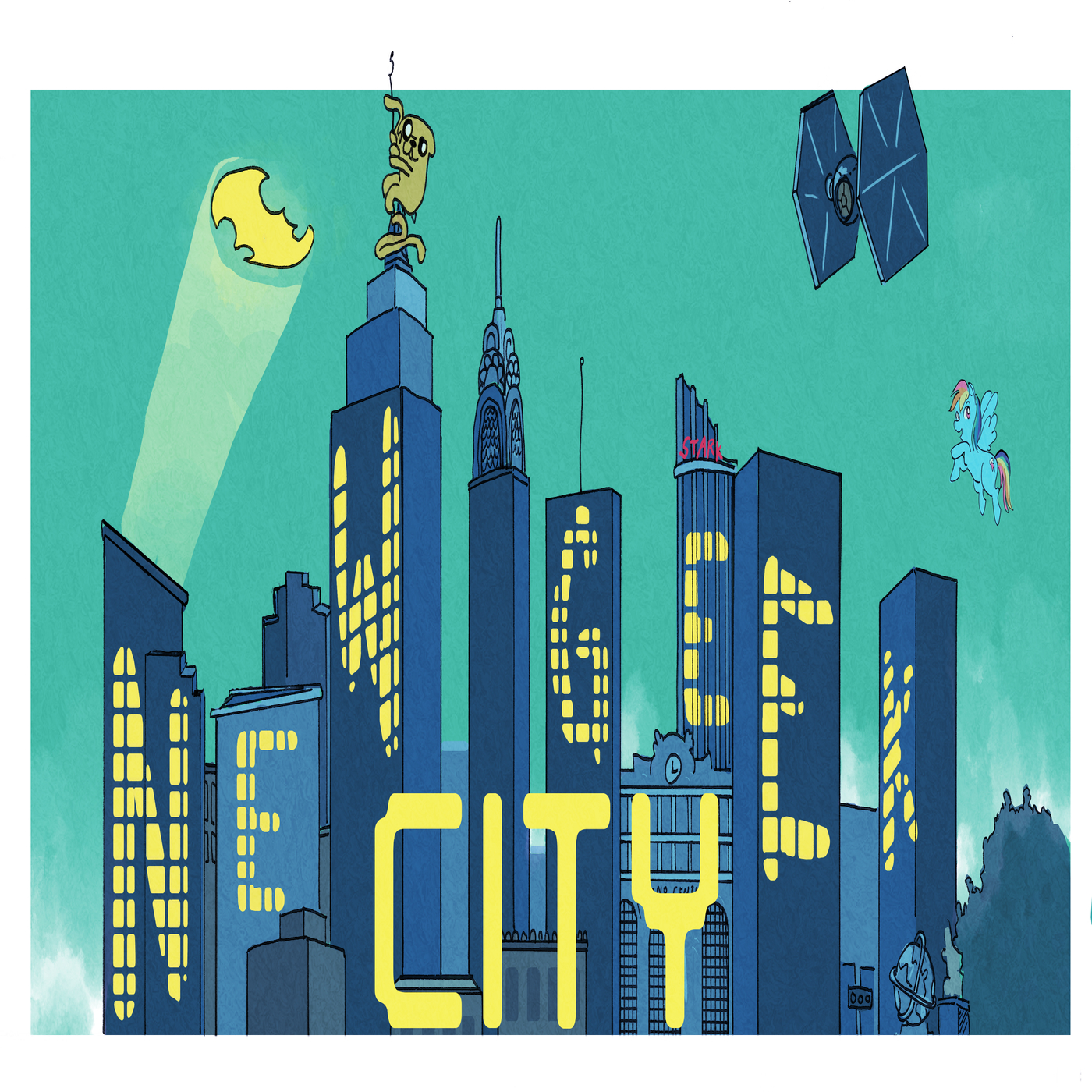 Geek City Podcast