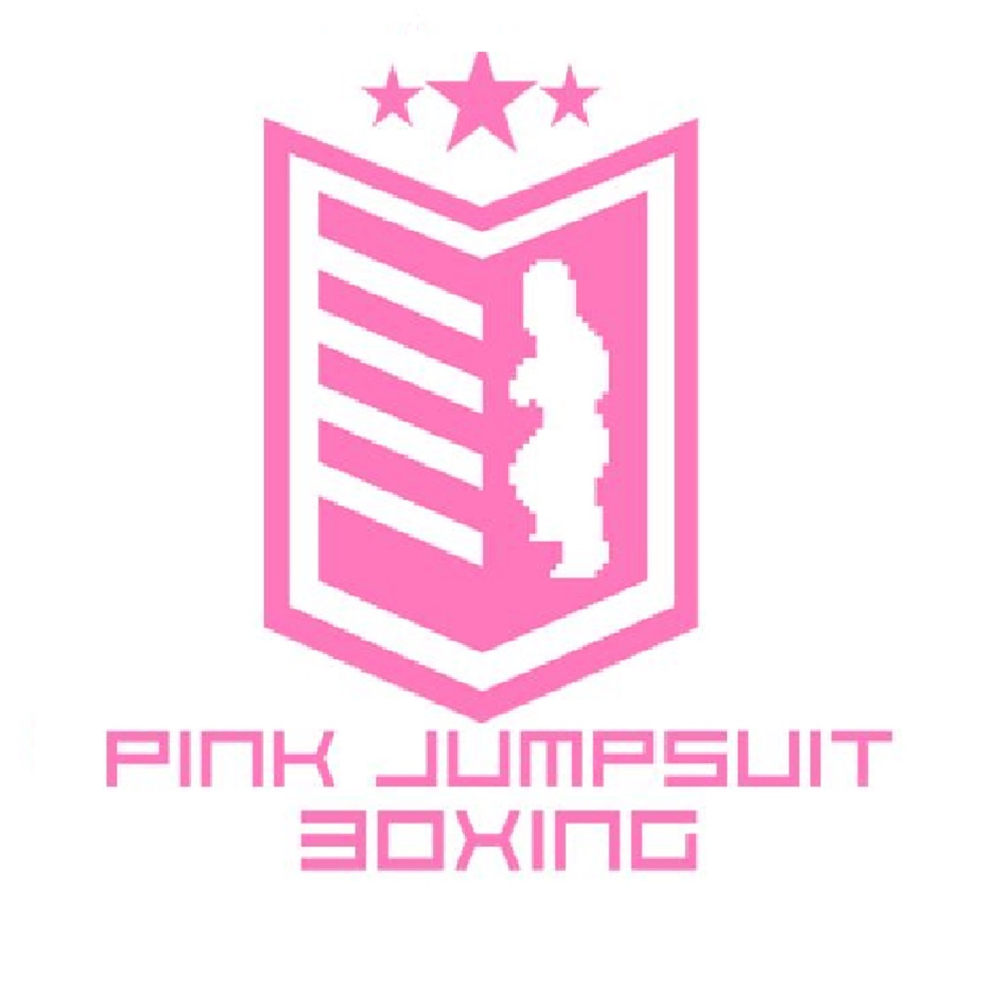 Pink Jumpsuit Boxing