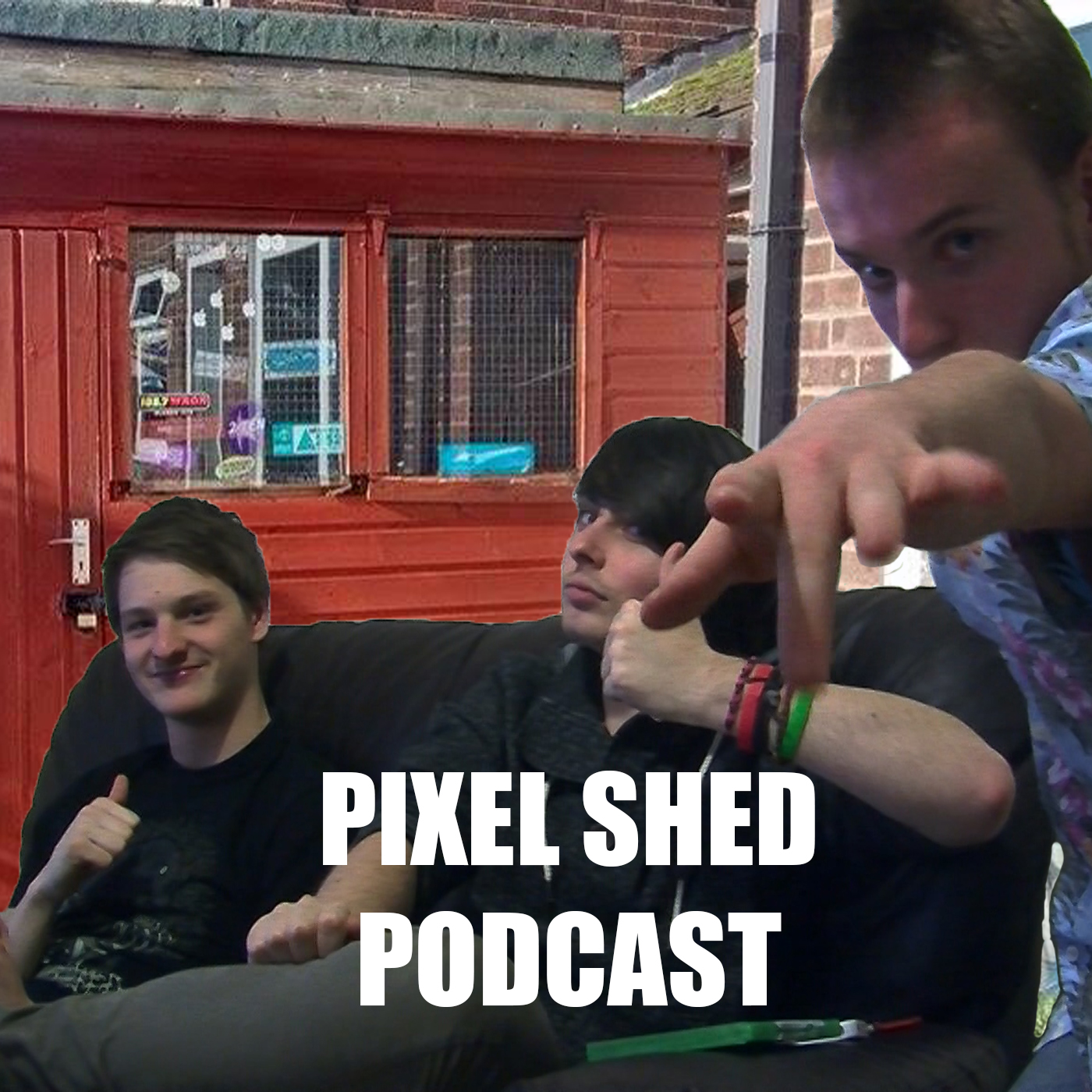 Pixel Shed Podcast