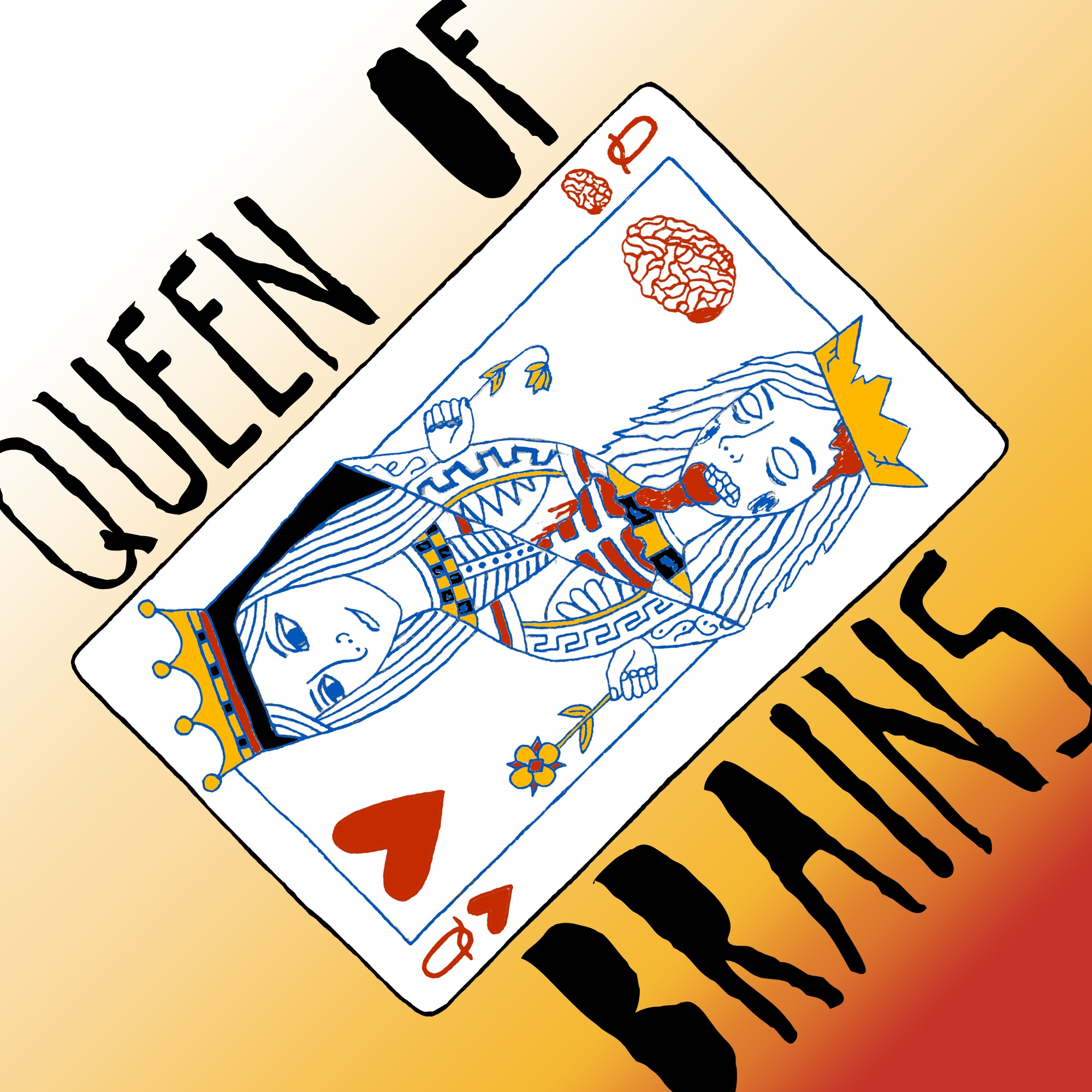Queen of Brains Podcast