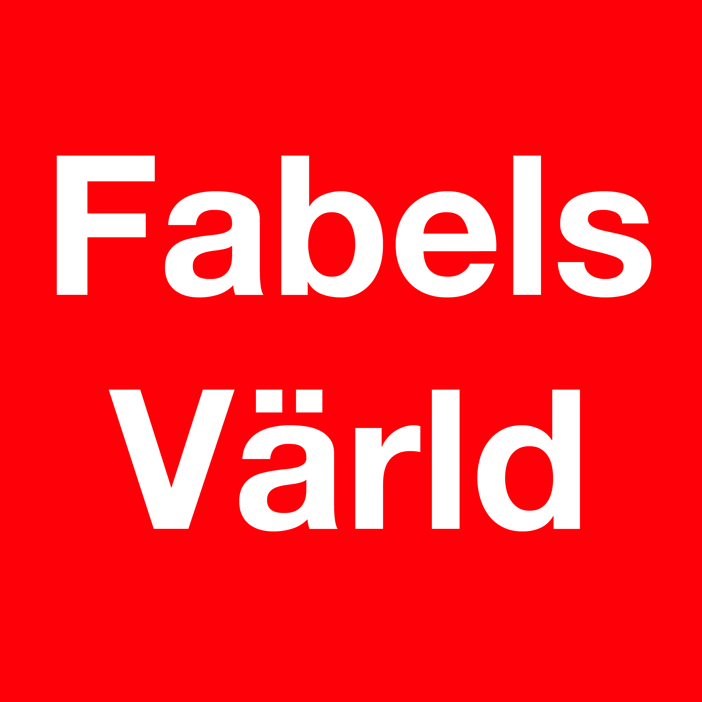 Fabels Värld