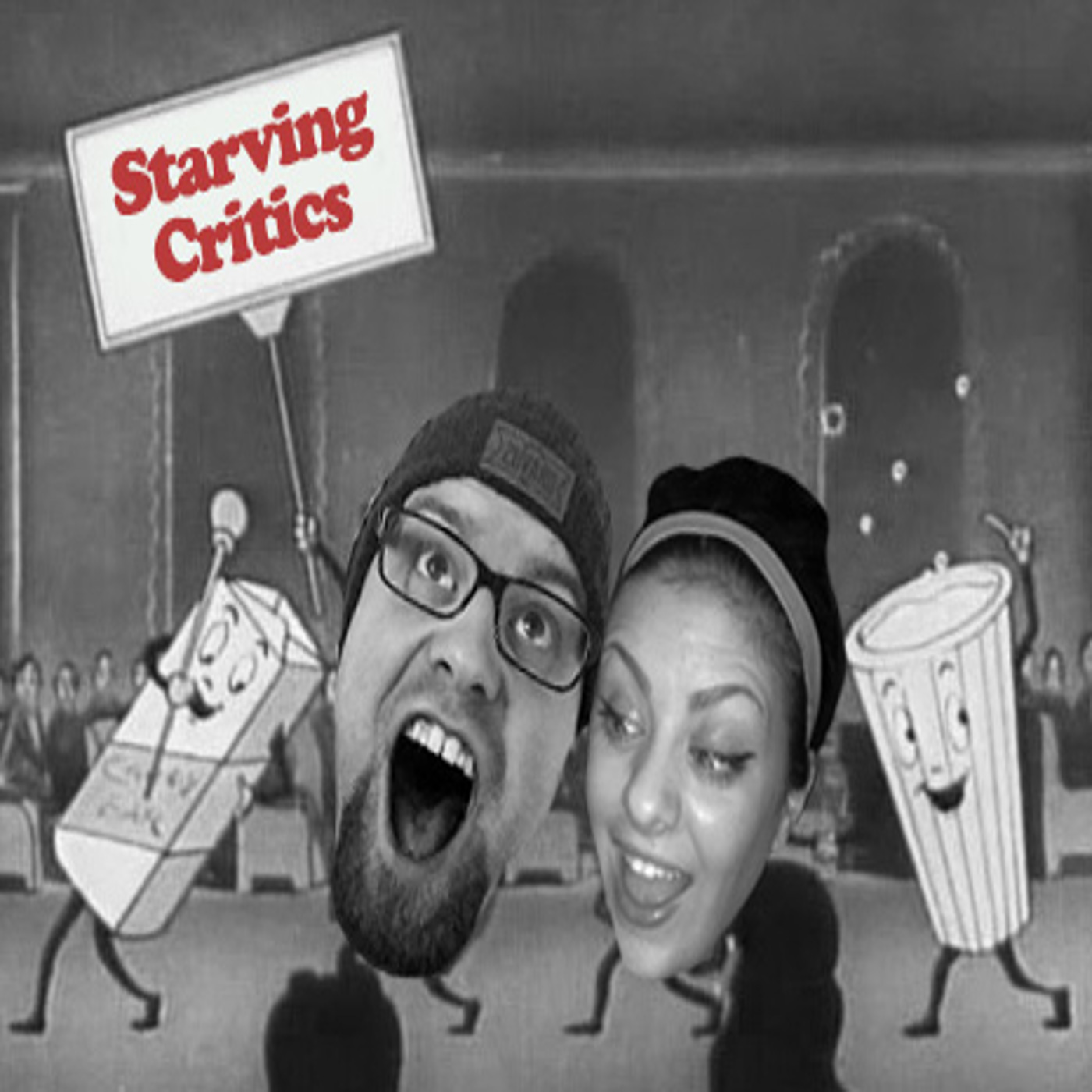 Starving Critics Episodes