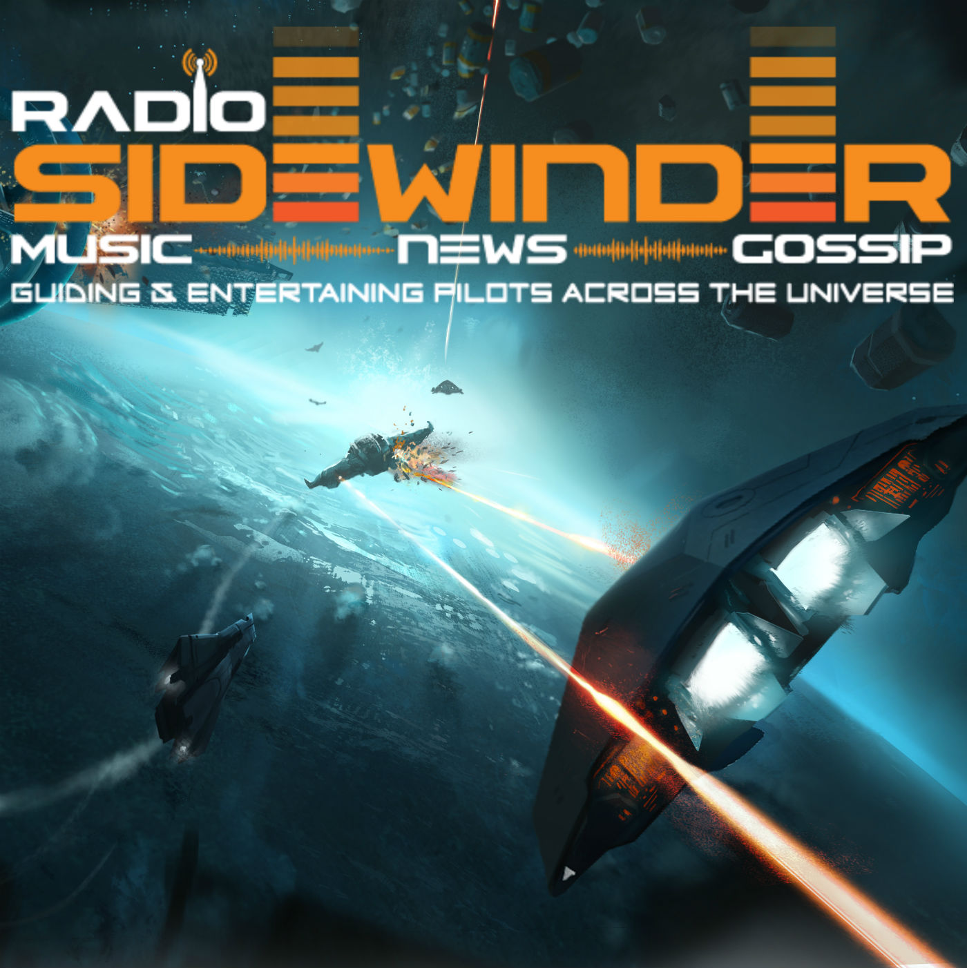 Radio Sidewinder Podcast