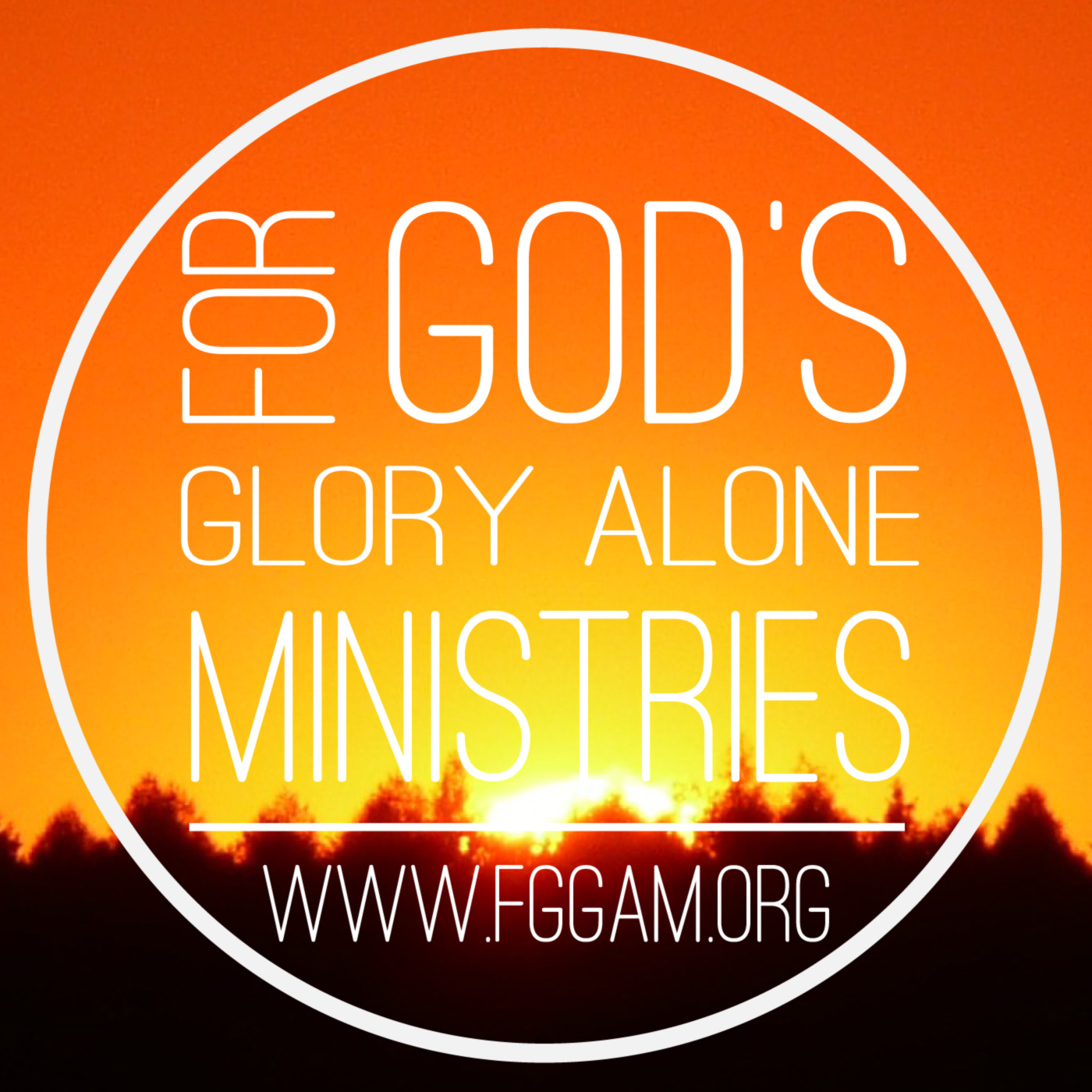 For God's Glory Alone Ministries