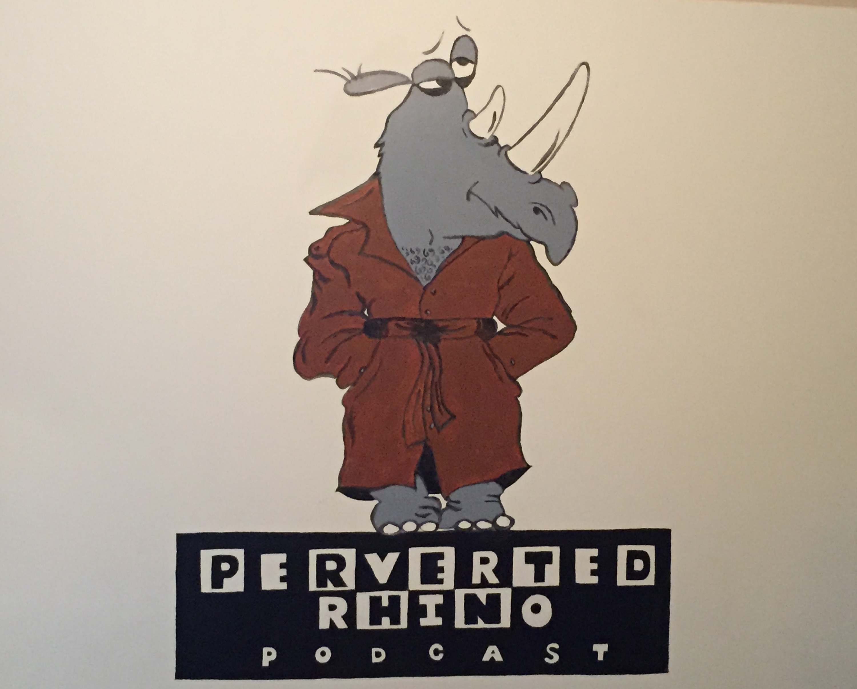 Perverted Rhino Podcast