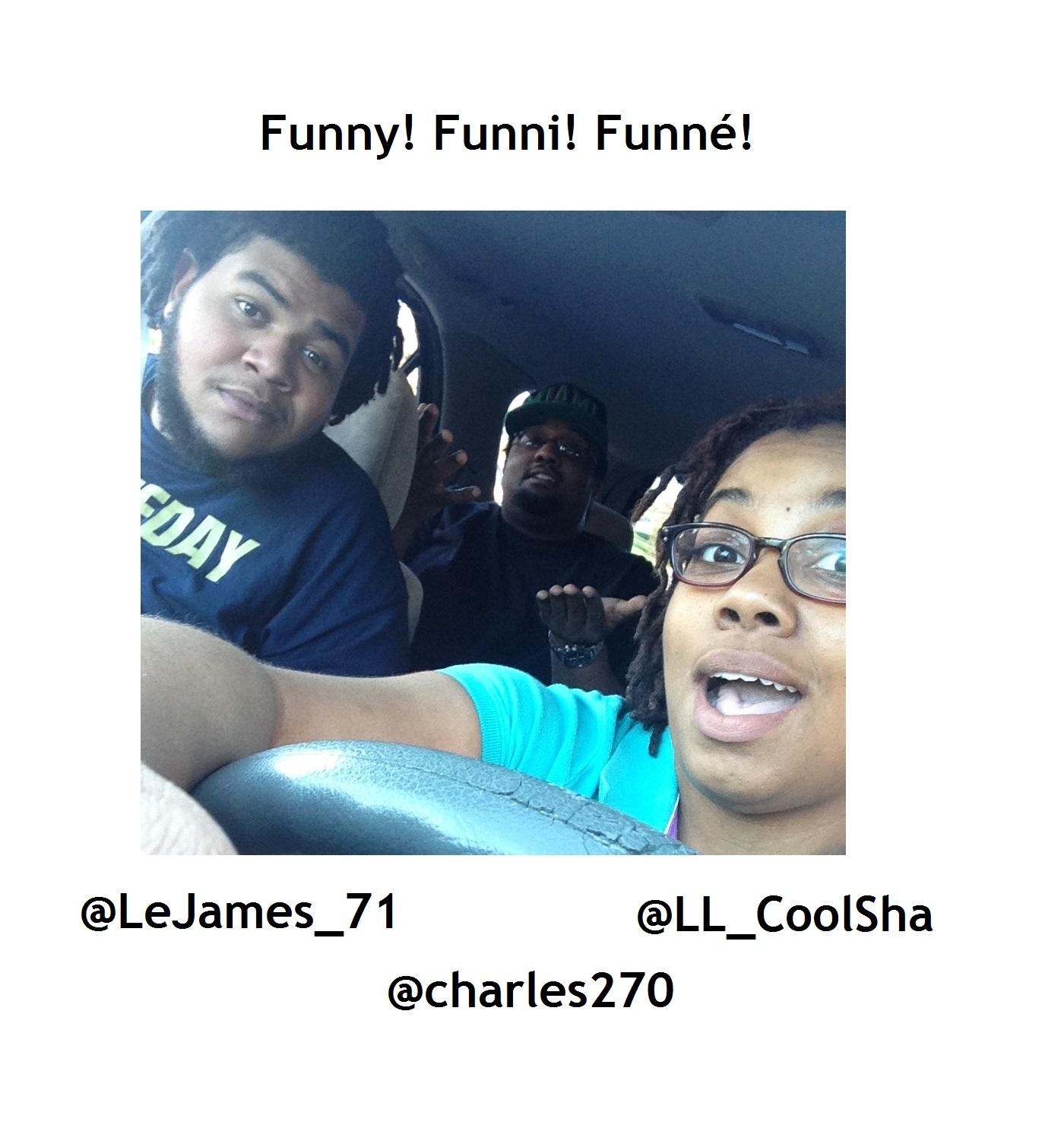 Funny! Funni! Funné!