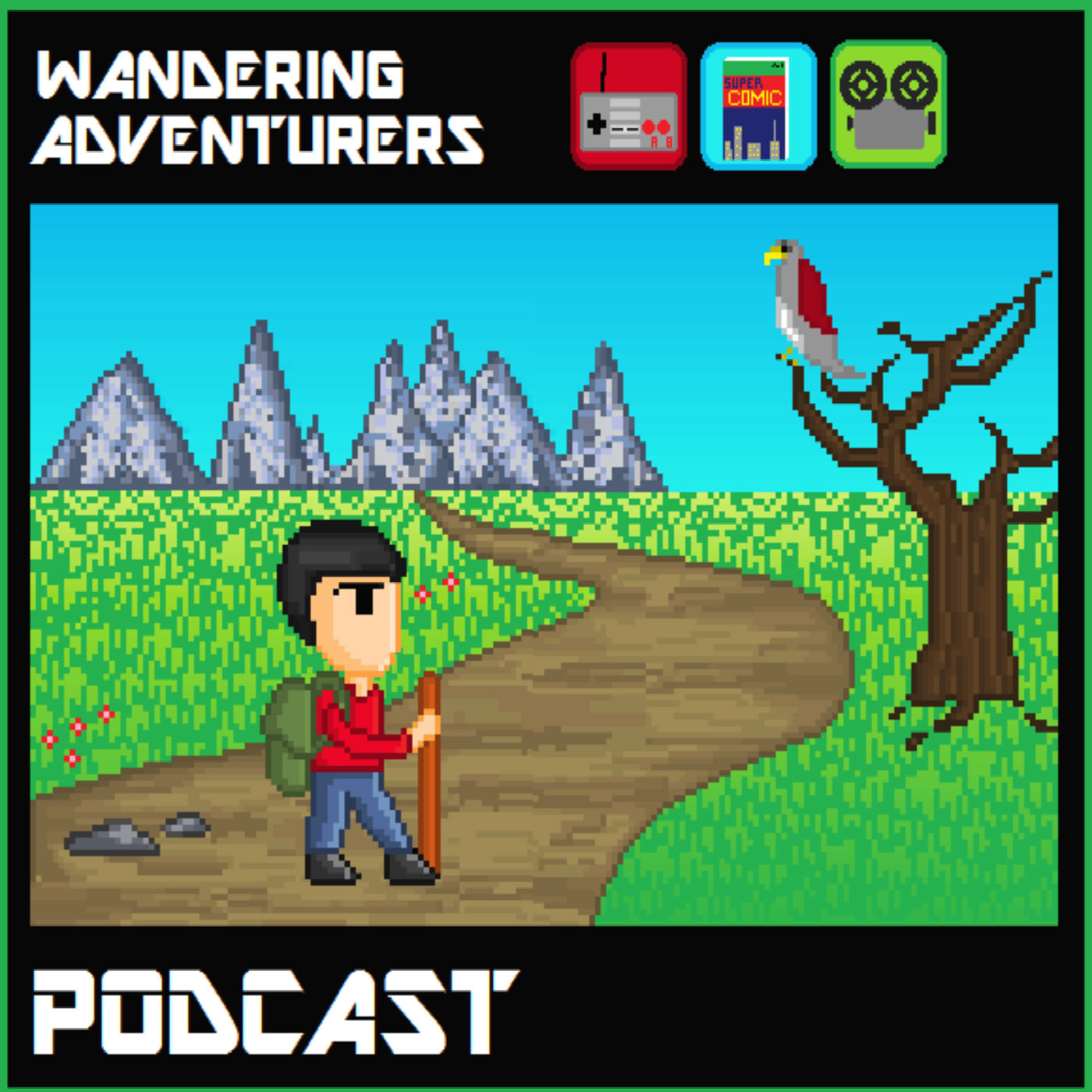 Wandering Adventurers