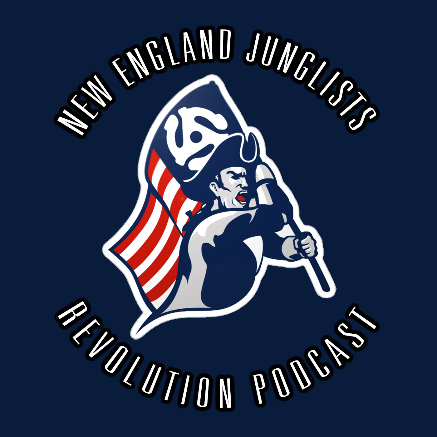 New England Junglists REVOLUTION Podcast