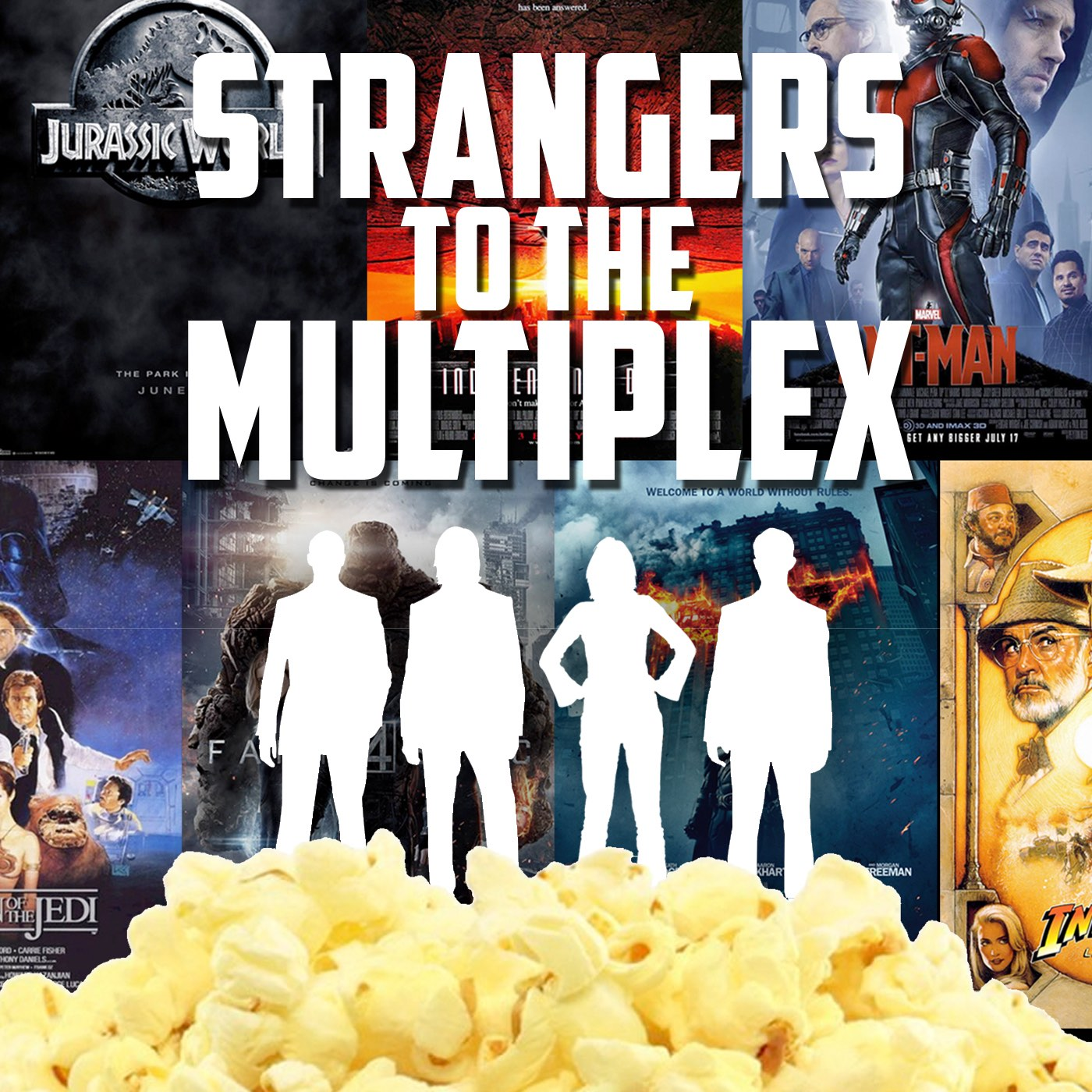 Strangers to the Multiplex: Movie, TV & Pop-Culture Chat