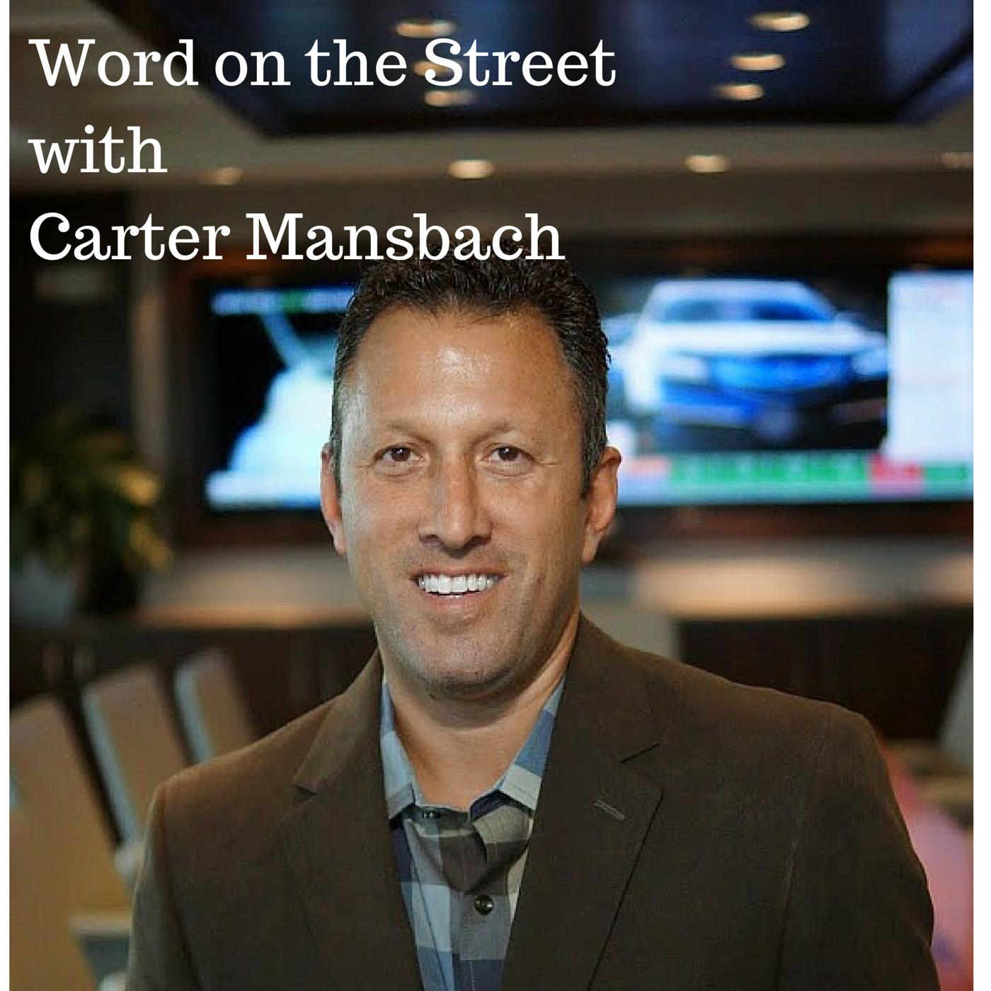 Carter Mansbach