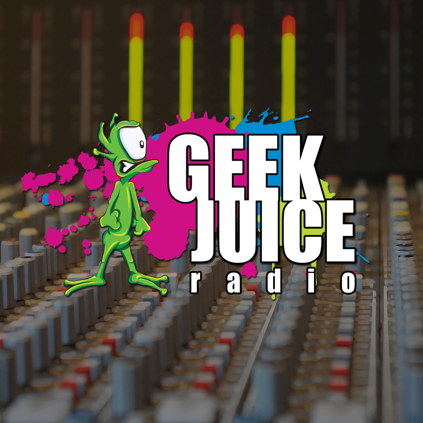 Geek Juice Radio