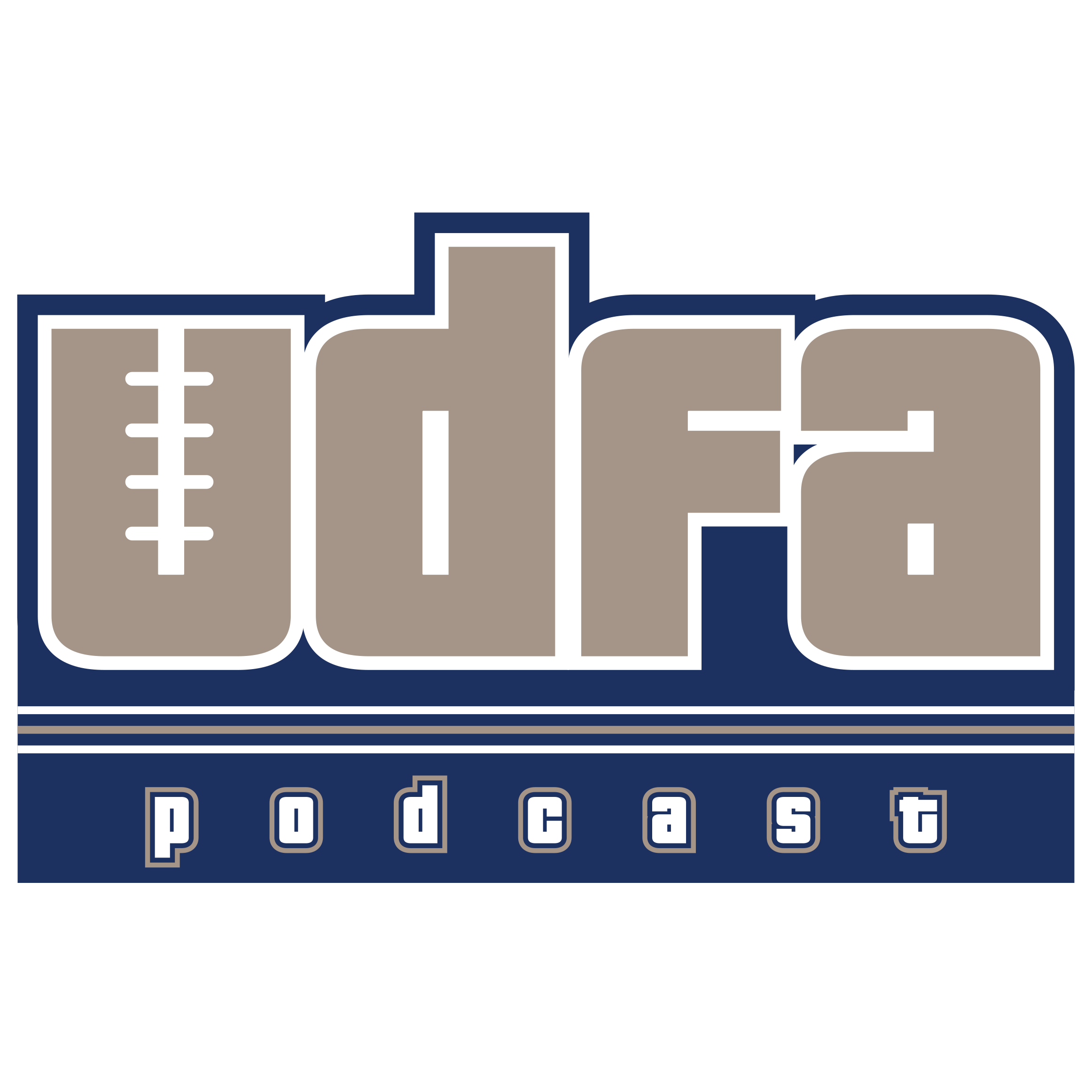 Undrafted Free Agents: An NFL Podcast