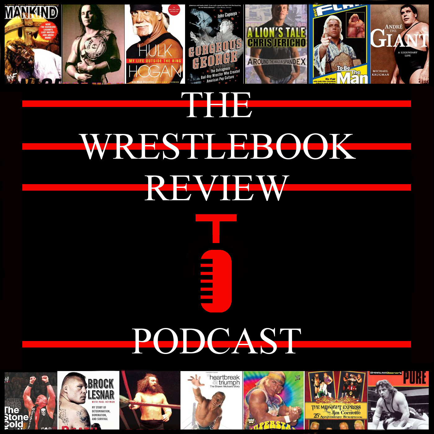 Wrestle Book Review