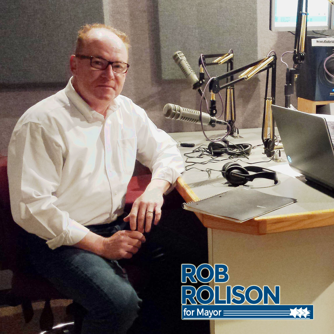 City Talk w/ Rob Rolison