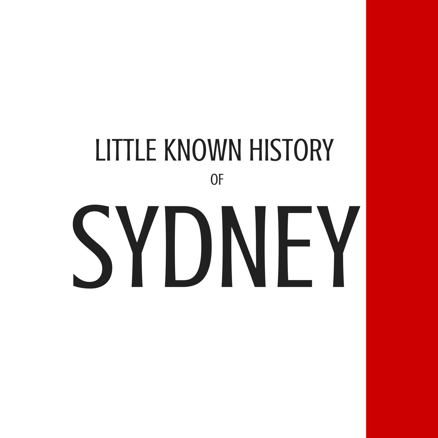 History of Sydney