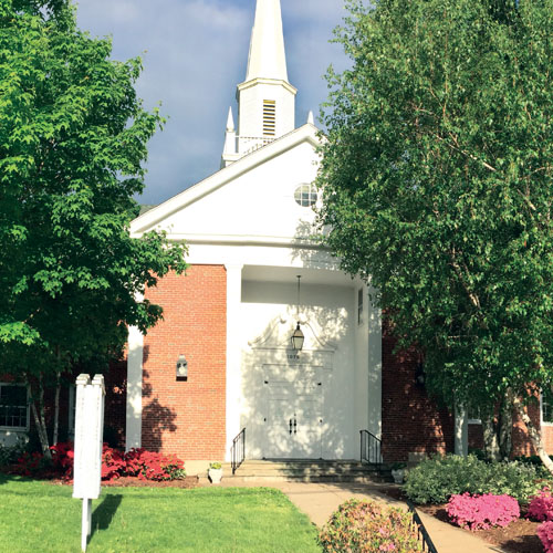 Newington Church of Christ, Congregational