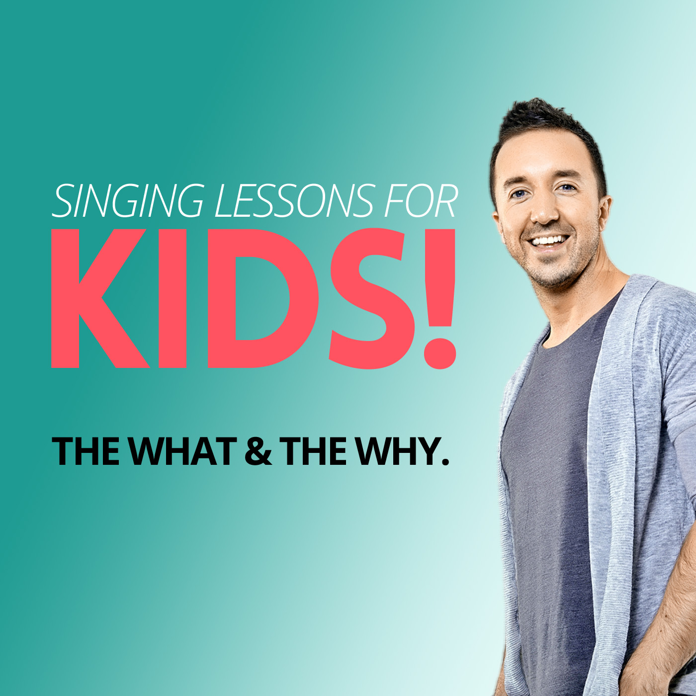 Singing Lessons For Kids. The What & The Why.