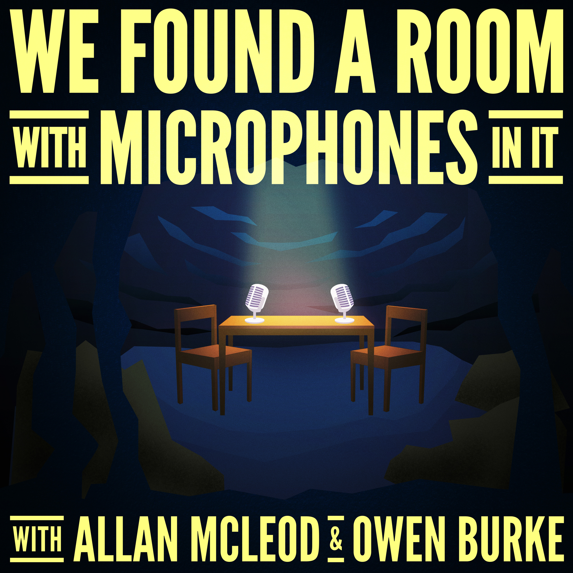 We Found A Room With Microphones In It