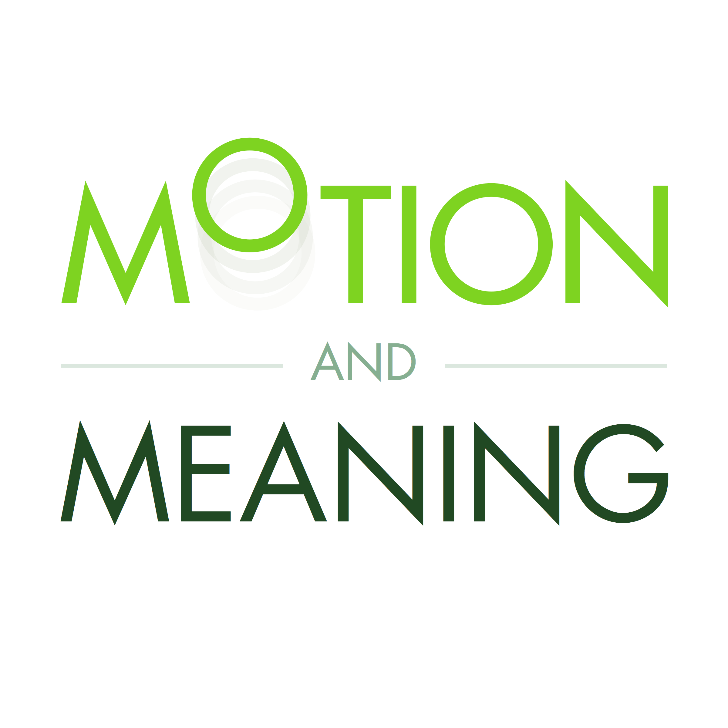Motion And Meaning Podcast