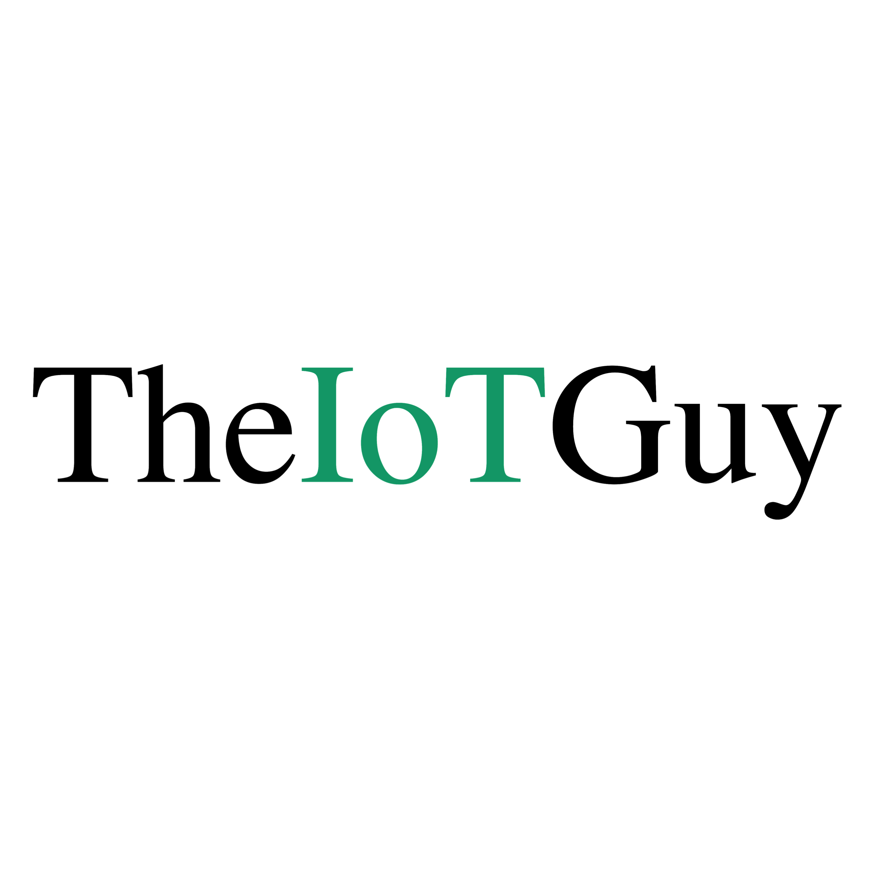 The IoT Guy Podcast