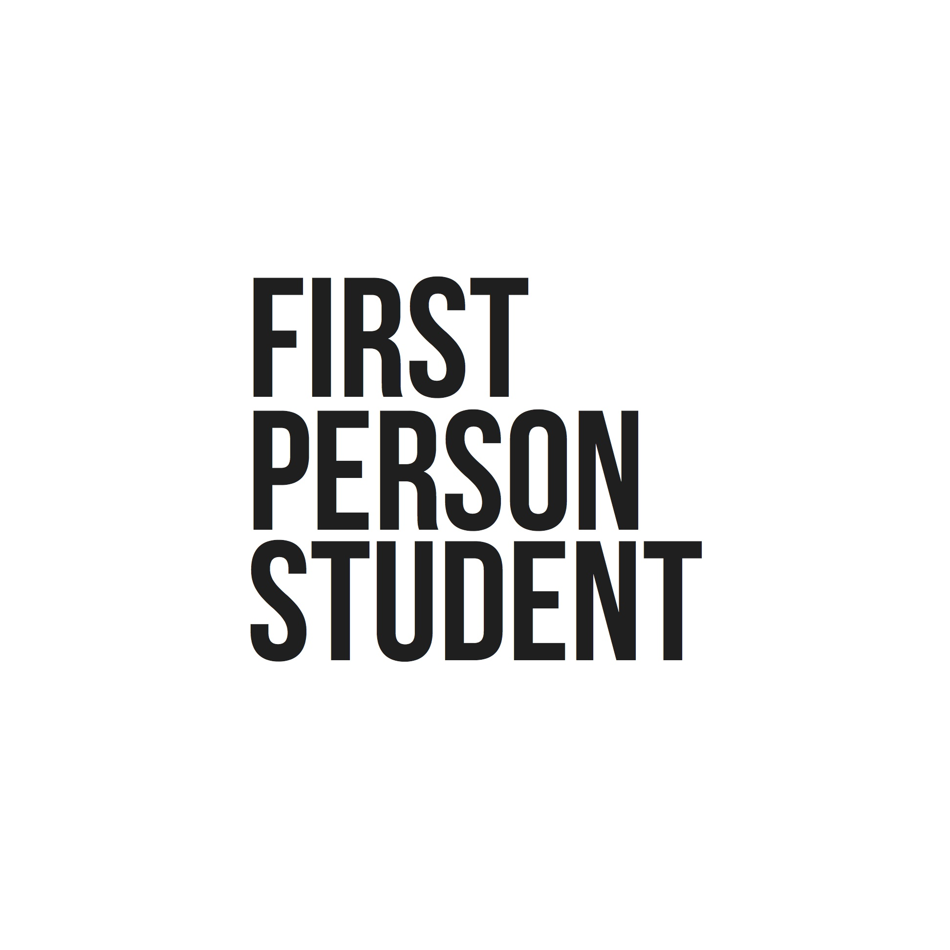 First-Person Student Podcast