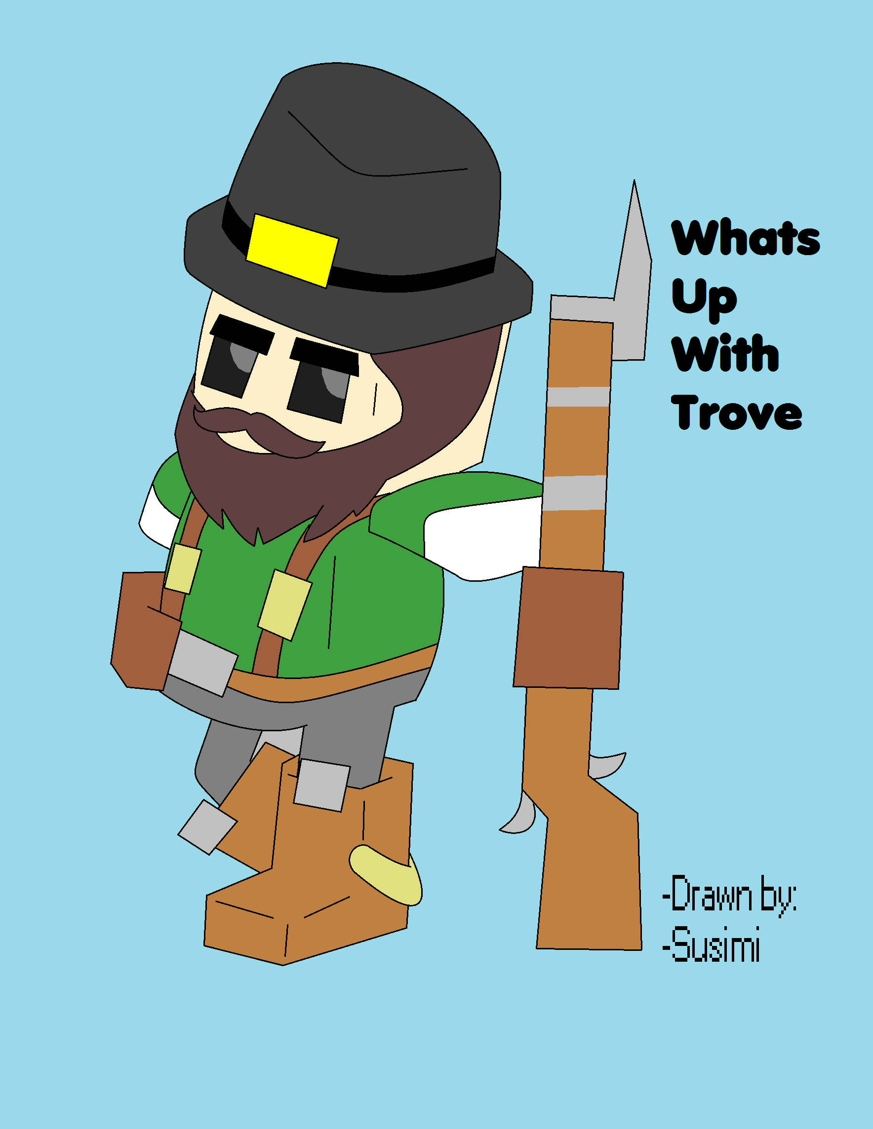 Whats Up With Trove