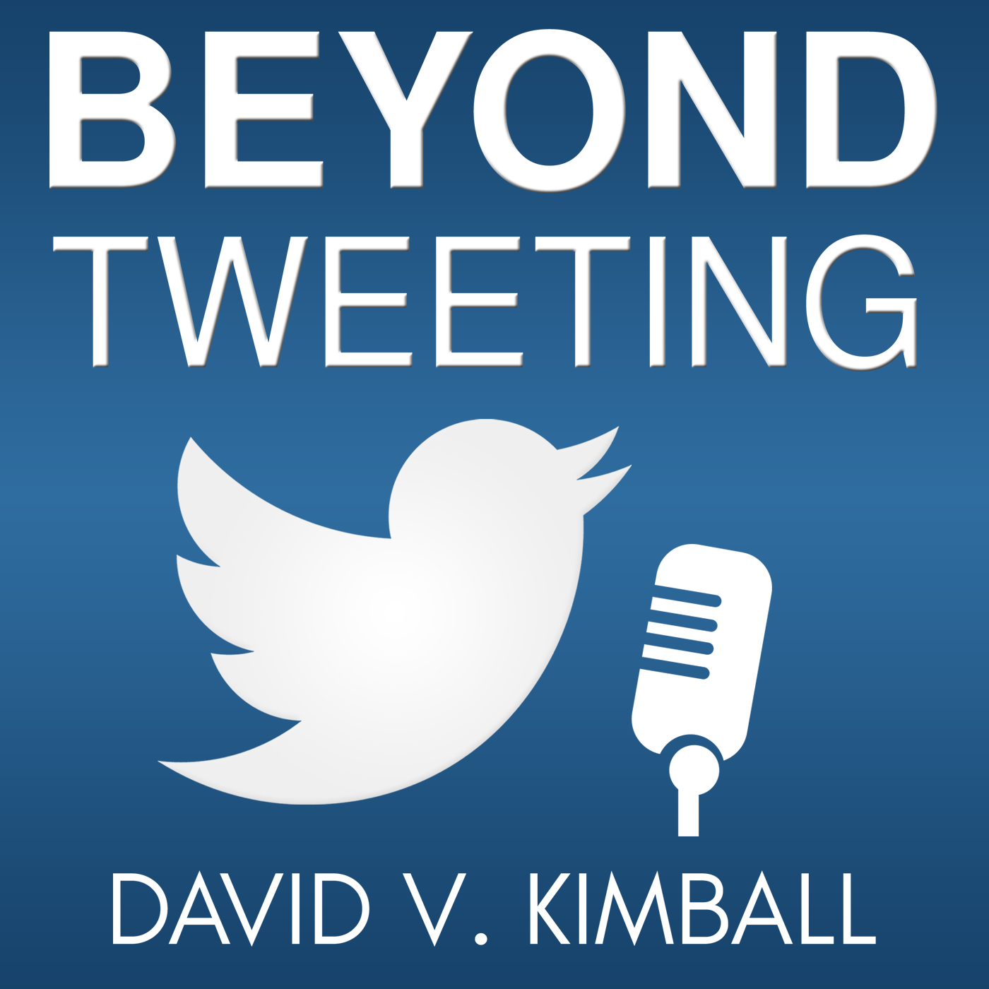 Beyond Tweeting