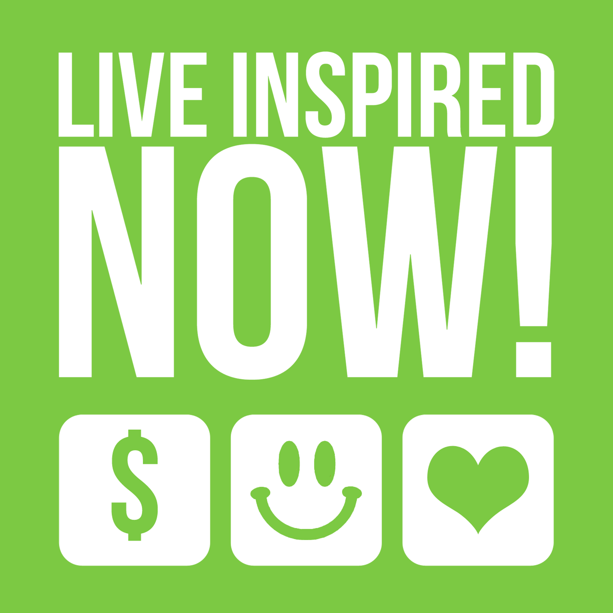 Live Inspired Now!