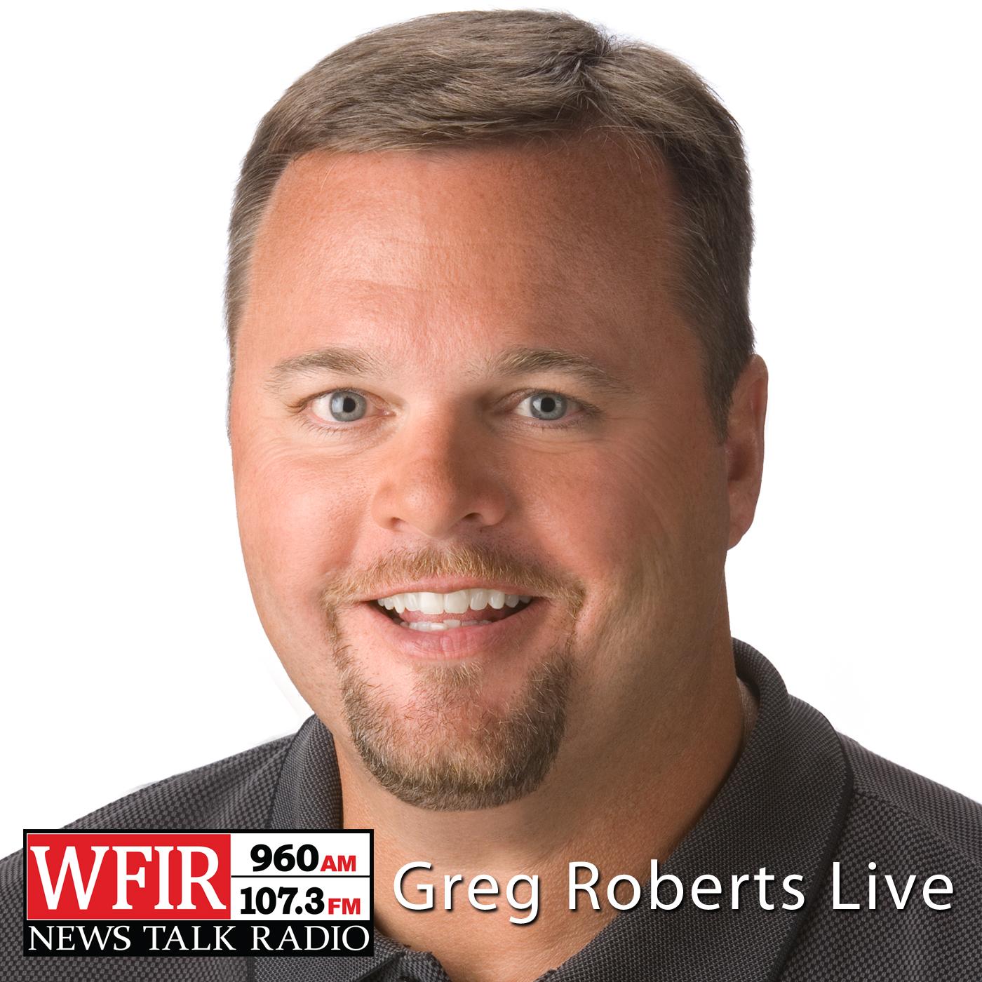 WFIR Greg Roberts Live