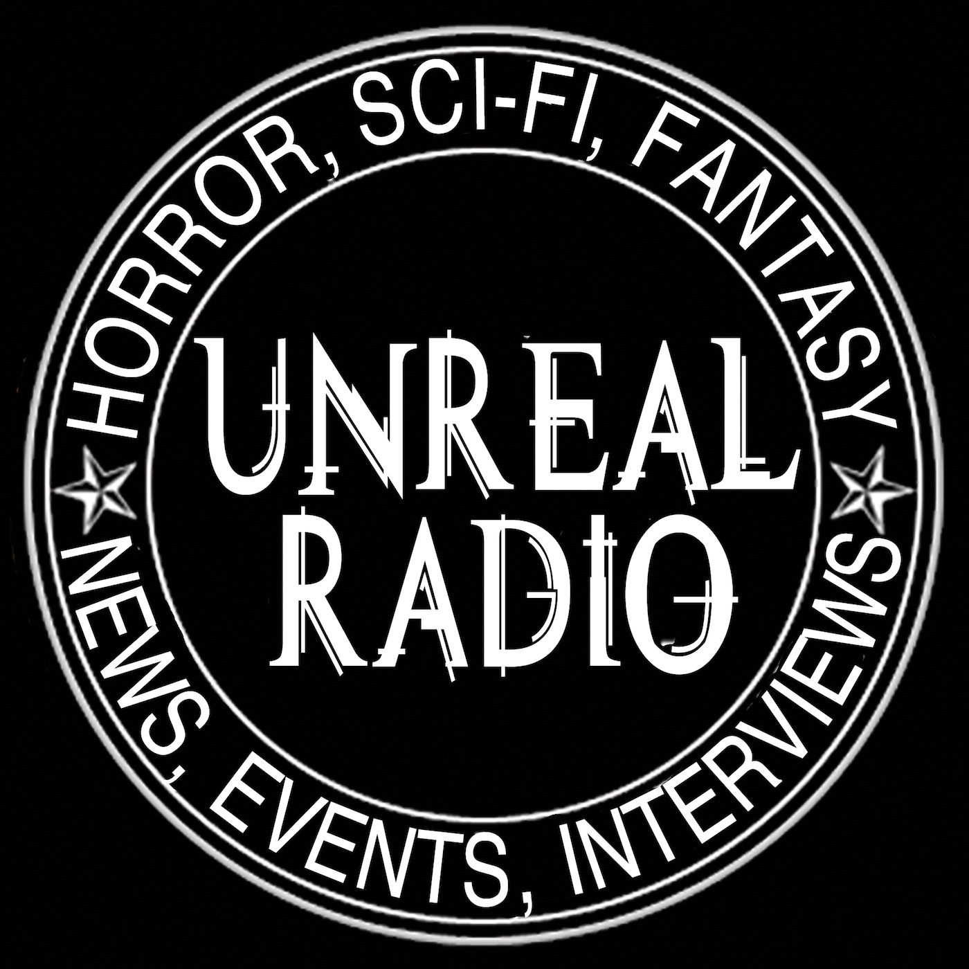Unreal Radio- Horror, SciFi, & Fantasy Podcast