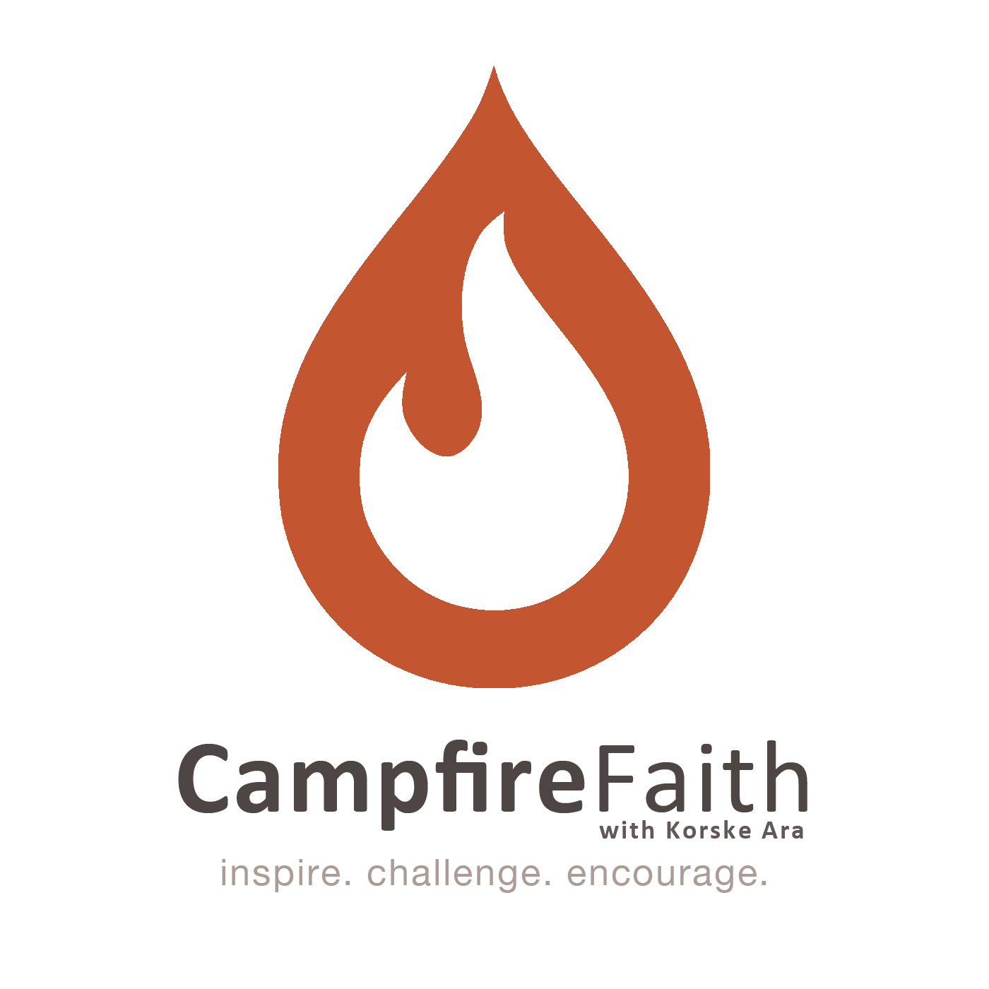 Campfire Faith - Simple Reflections with Korske Ara