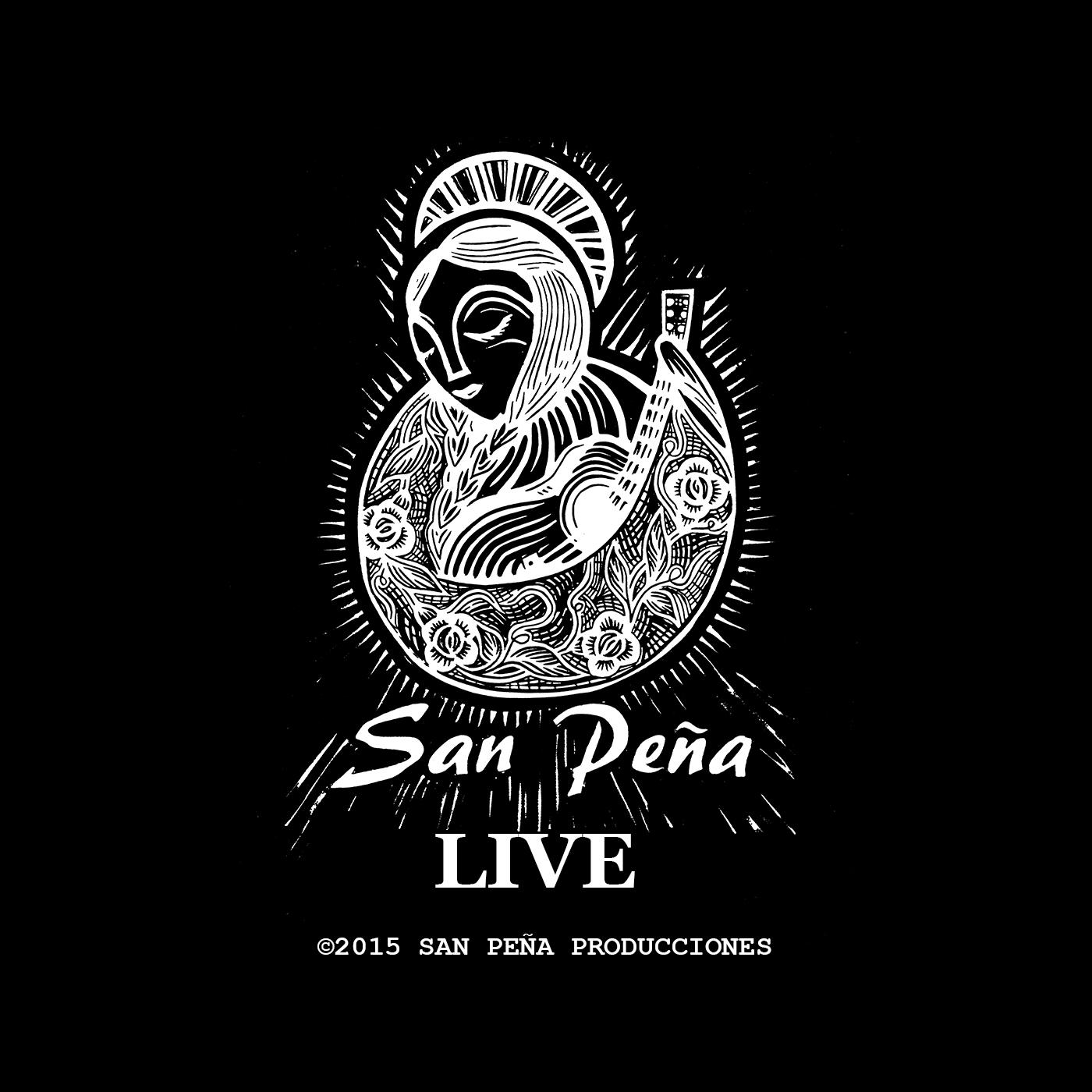 San Peña Live
