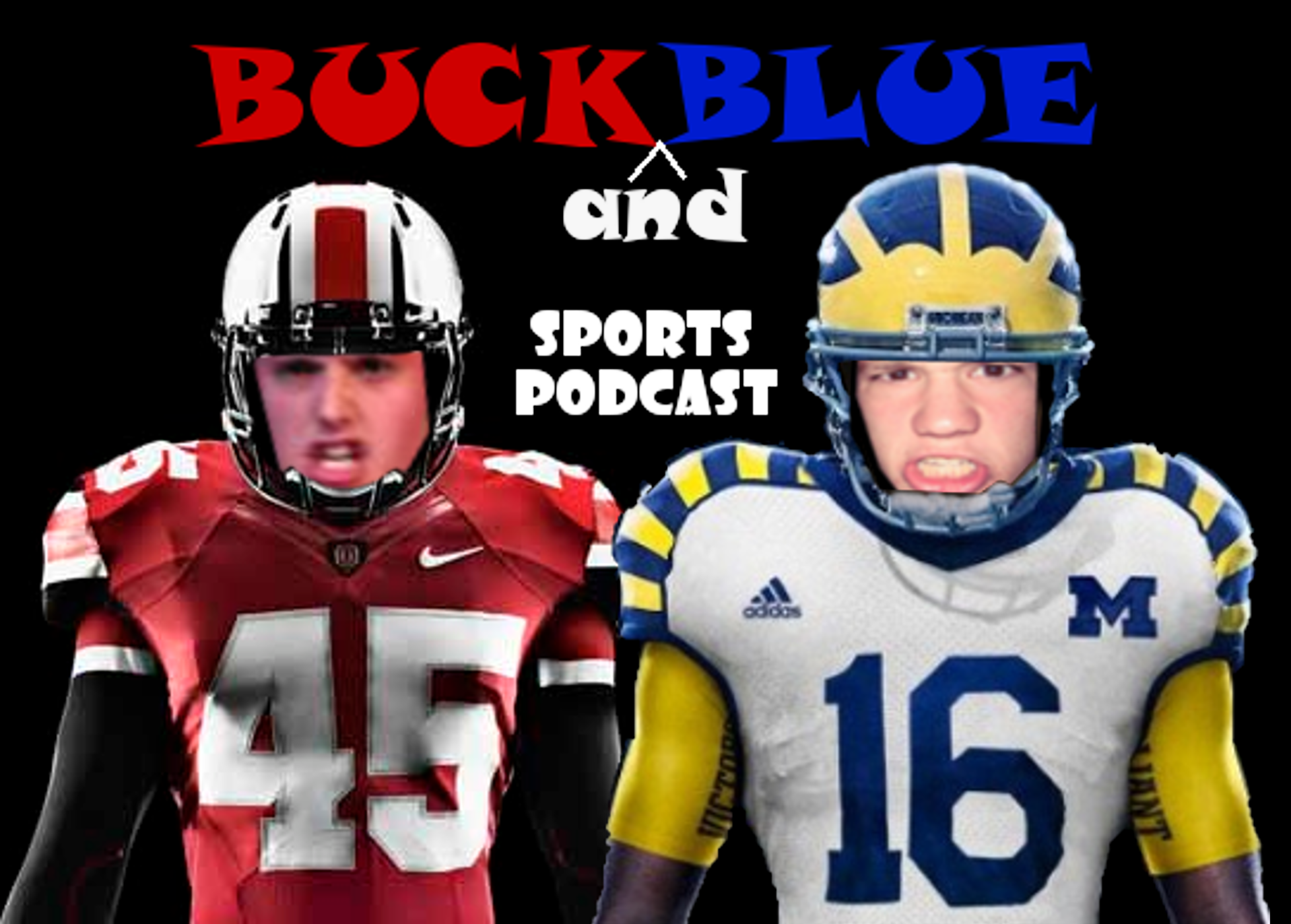 Buck and Blue: Sports Podcast