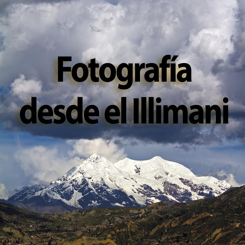 Fotografía desde el Illimani