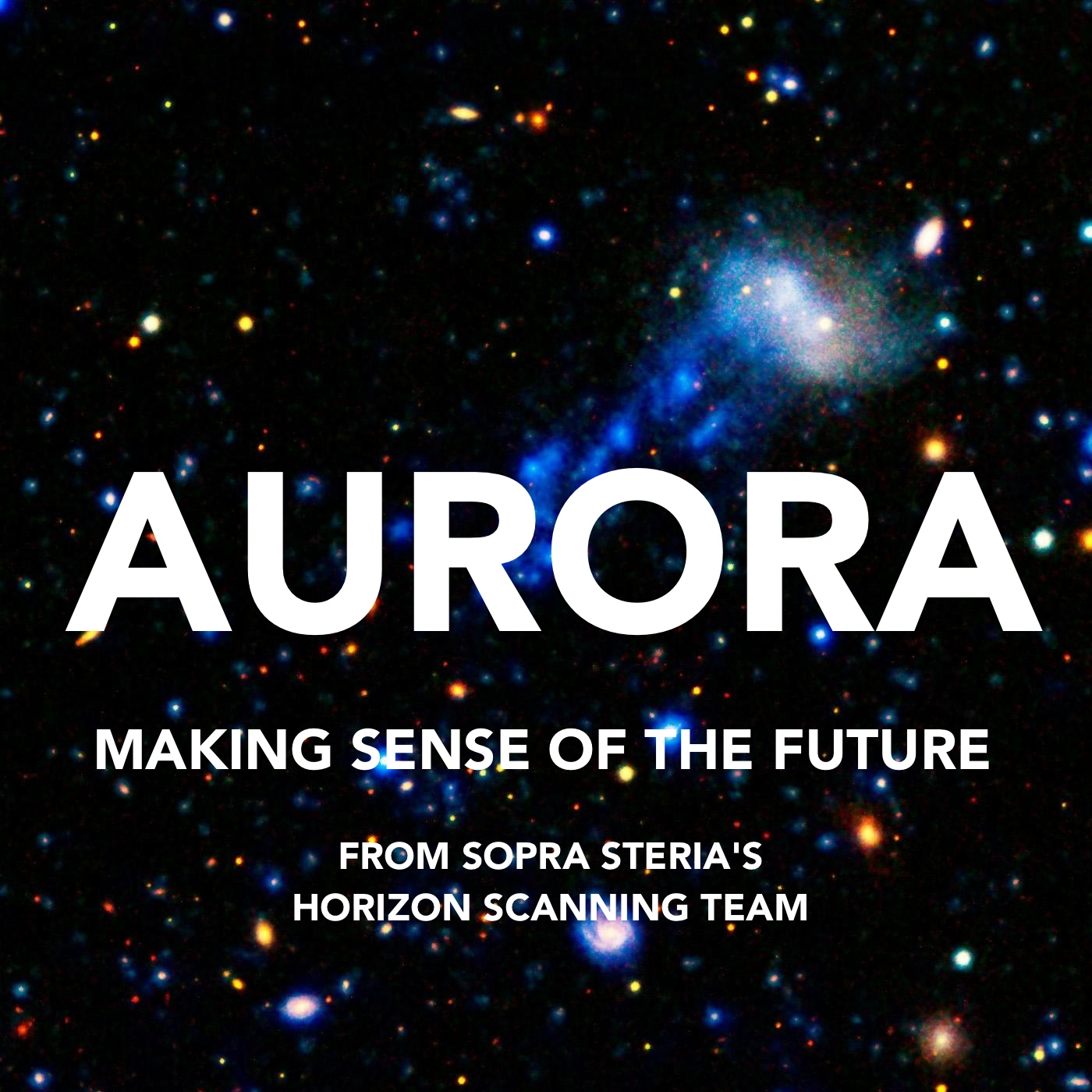 Aurora - Making Sense of the Future