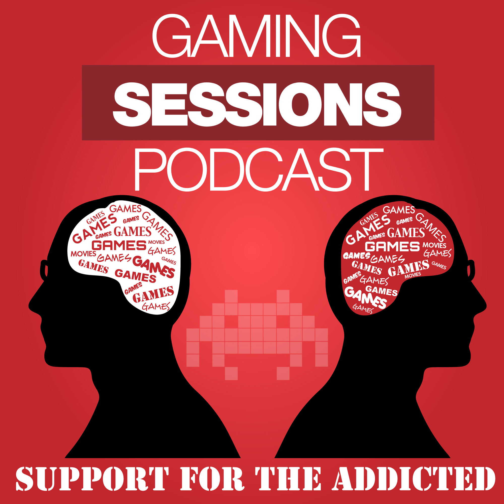 Gaming Sessions | Video Game Podcast for Addicts