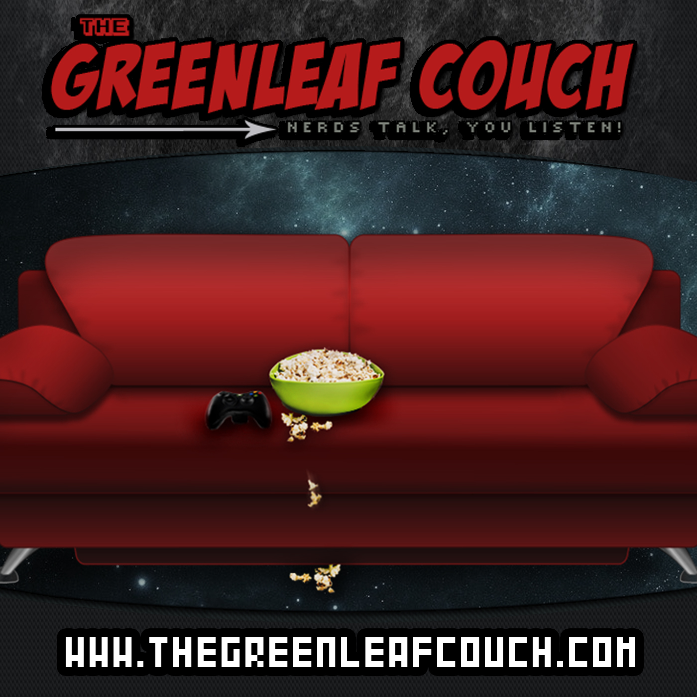 The Greenleaf Couch