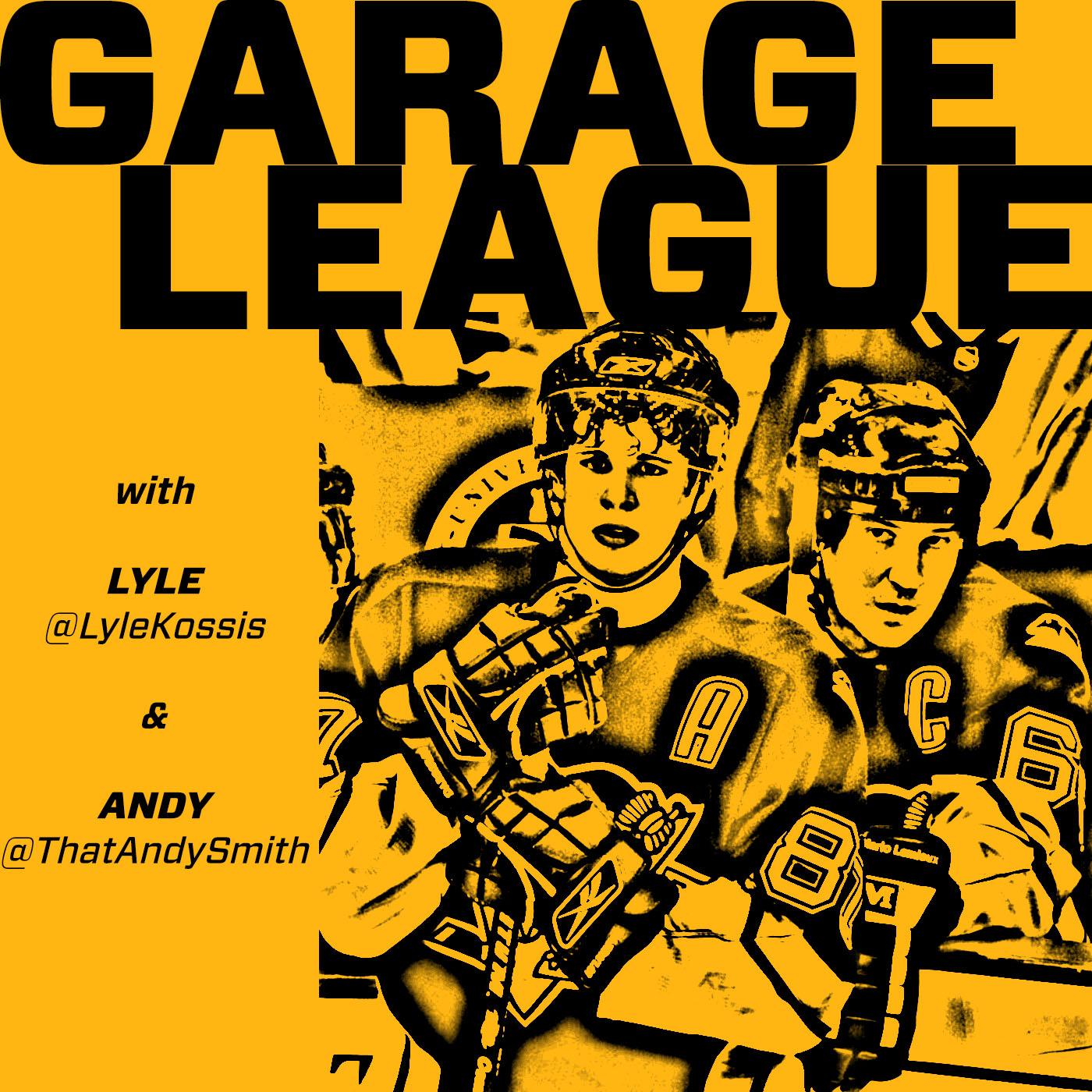 Garage League Podcast