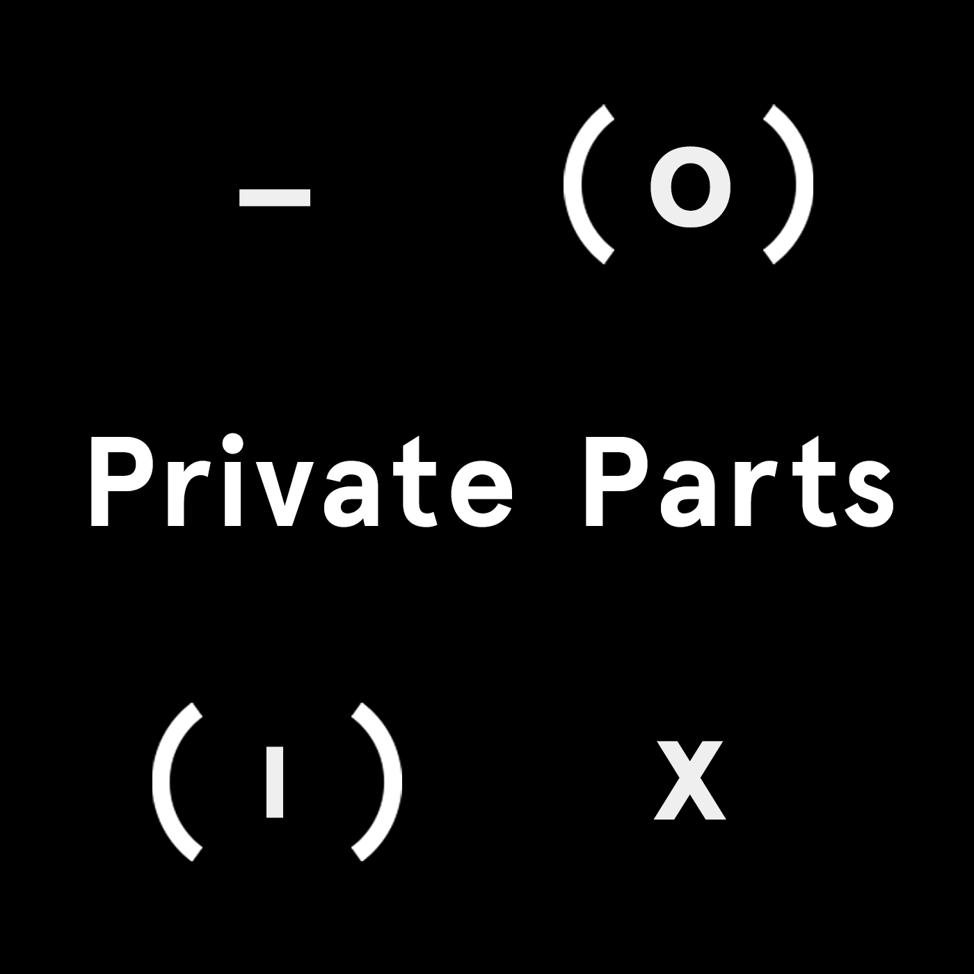 Private Parts: An Independant Audio + Art Project