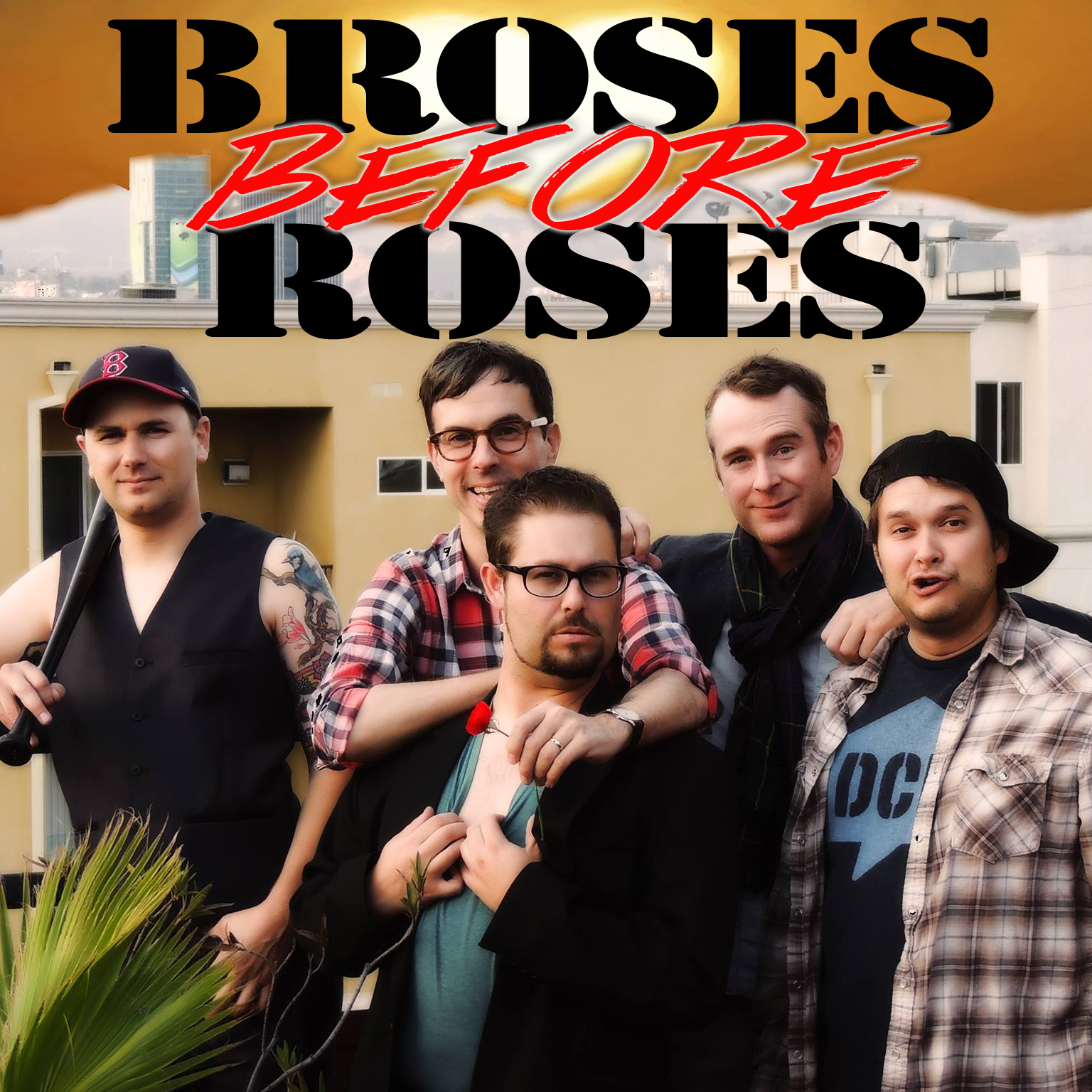 Broses Before Roses a Bachelorette podcast