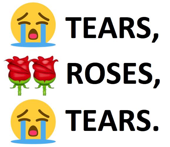 Tears, Roses, Tears.